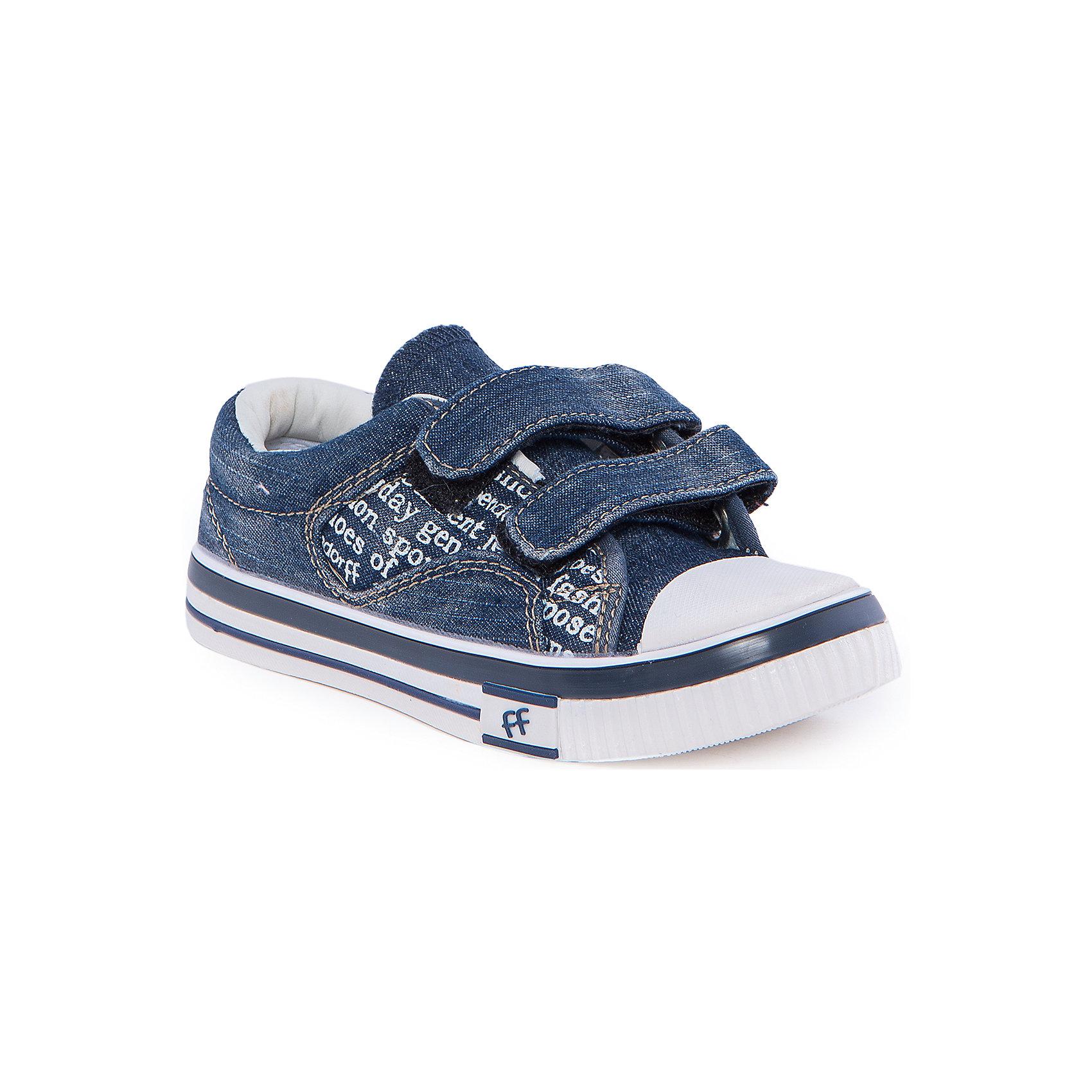 Кеды для мальчика BebendorffКеды для мальчика от известного бренда Bebendorff<br><br>Модные джинсовые кеды разнообразят гардероб мальчика в новом весенне-летнем сезоне. Кеды сделаны из качественных материалов, поэтому не только отлично смотрятся, но и обеспечивают комфорт детским ногам.<br><br>Отличительные особенности модели:<br><br>- цвет: синий джинс;<br>- удобная форма;<br>- защита пальцев;<br>- качественные материалы;<br>- толстая устойчивая подошва;<br>- хлопковая подкладка;<br>- застежка: липучки;<br>- декорированы принтом и контрастной прошивкой.<br><br>Дополнительная информация:<br><br>Температурный режим: от + 10° С до + 25° С.<br><br>Состав:<br>верх - текстиль;<br>подкладка - хлопок;<br>стелька - хлопок;<br>подошва - ПВХ.<br><br>Кеды для мальчика Bebendorff (Бебендорф) можно купить в нашем магазине.<br><br>Ширина мм: 250<br>Глубина мм: 150<br>Высота мм: 150<br>Вес г: 250<br>Цвет: синий<br>Возраст от месяцев: 72<br>Возраст до месяцев: 84<br>Пол: Мужской<br>Возраст: Детский<br>Размер: 30,29,31,33,34,32<br>SKU: 4554716