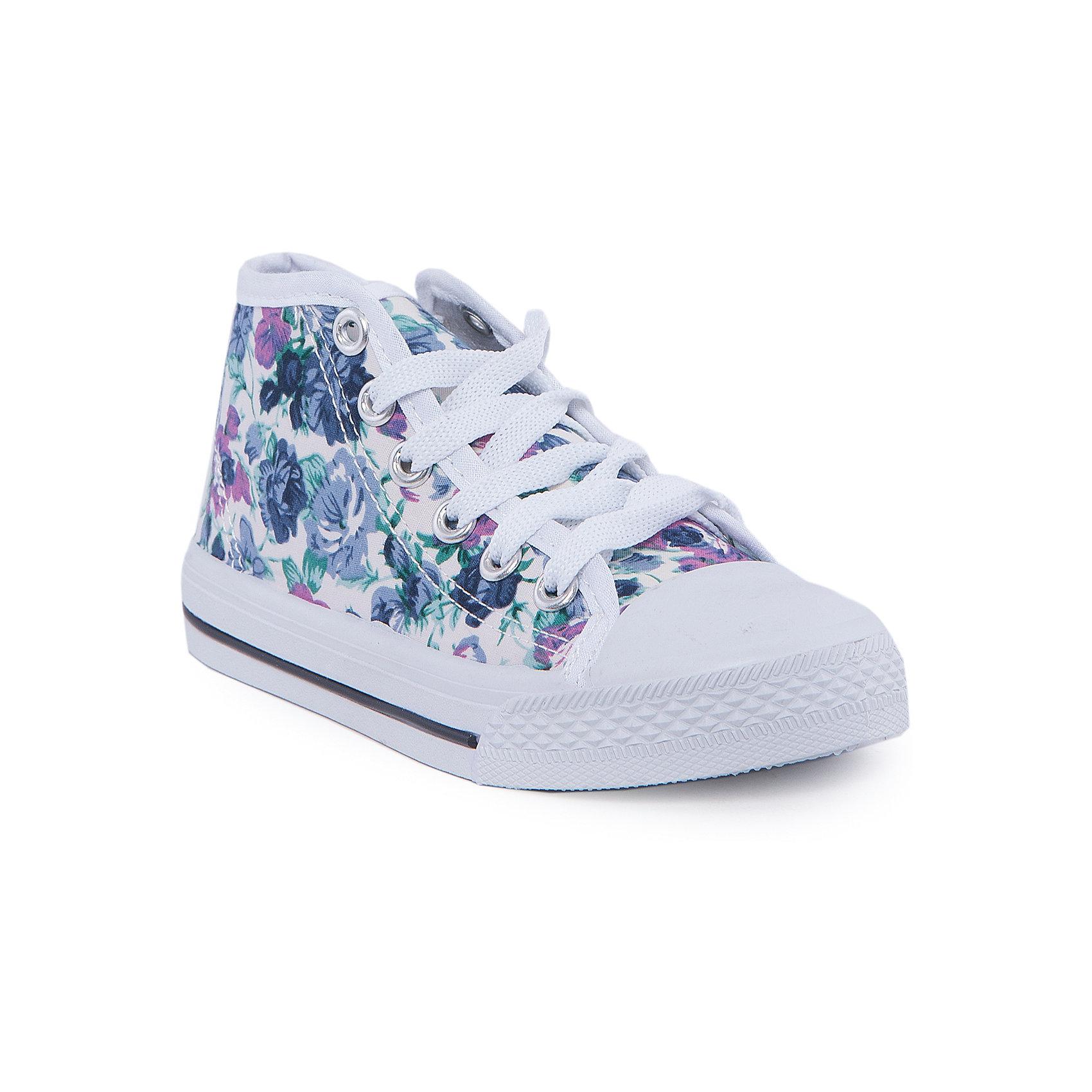 Кеды для девочки BebendorffКеды для девочки от известного бренда Bebendorff<br><br>Модные и удобные кеды разнообразят гардероб девочки в новом весенне-летнем сезоне. Кеды сделаны из качественных материалов, поэтому не только отлично смотрятся, но и обеспечивают комфорт детским ногам.<br><br>Отличительные особенности модели:<br><br>- цвет: разноцветный;<br>- удобная форма;<br>- защита пальцев;<br>- качественные материалы;<br>- устойчивая подошва;<br>- хлопковая подкладка;<br>- застежка: шнуровка;<br>- декорированы принтом.<br><br>Дополнительная информация:<br><br>Температурный режим: от + 10° С до + 25° С.<br><br>Состав:<br>верх - текстиль;<br>подкладка - хлопок;<br>стелька - хлопок;<br>подошва - ПВХ.<br><br>Кеды для девочки Bebendorff (Бебендорф) можно купить в нашем магазине.<br><br>Ширина мм: 250<br>Глубина мм: 150<br>Высота мм: 150<br>Вес г: 250<br>Цвет: разноцветный<br>Возраст от месяцев: 72<br>Возраст до месяцев: 84<br>Пол: Женский<br>Возраст: Детский<br>Размер: 30,33,29,34,32,31<br>SKU: 4554772