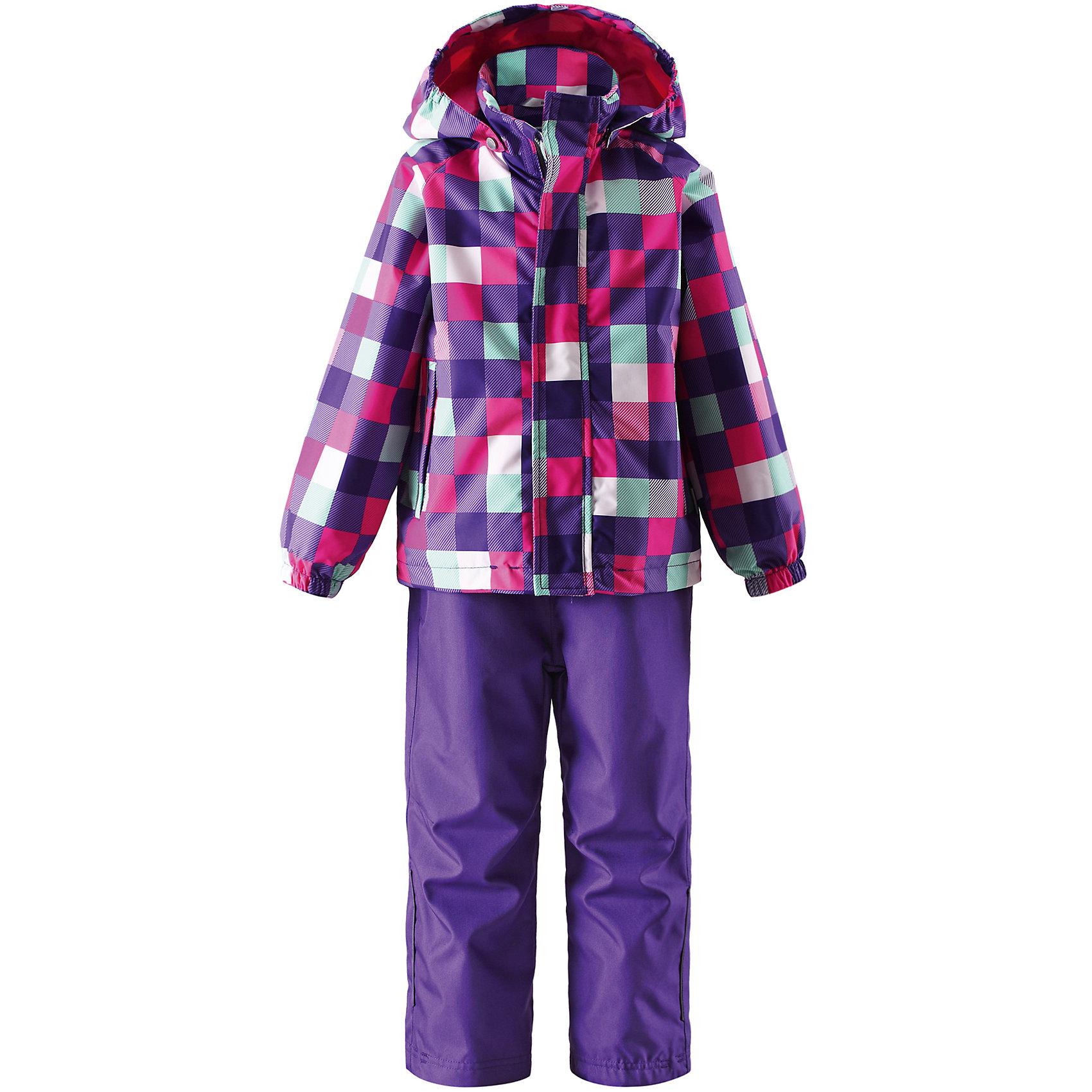 Комплект: куртка и брюки для девочки LASSIE by Reima