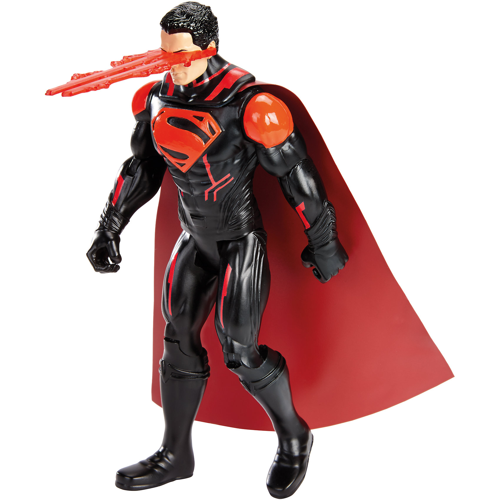 Фигурки Бэтмен против Супермена  15 смНовые фигурки любимых персонажей из серии «Бэтмен против Супермена: На заре справедливости» приведут в восторг всех поклонников Marvel. Фигурки прекрасно детализированы и реалистично раскрашены, очень похожи на своих прототипов из комиксов. Игрушки выполнены из высококачественного пластика, раскрашены экологичными гипоаллергенными красителями.<br><br>Дополнительная информация:<br><br>- Материал: пластик.<br>- Размер фигурки: 15 см. <br>- Голова, руки, ноги подвижные.<br>- Прекрасно детализированы.<br>- В ассортименте: Бэтмен, Супермен.<br>ВНИМАНИЕ! Данный артикул представлен в разных вариантах исполнения. К сожалению, заранее выбрать определенный вариант невозможно. При заказе нескольких фигурок, возможно получение одинаковых.<br><br>Фигурки Бэтмен против Супермена в ассортименте, 15 см, можно купить в нашем магазине.<br><br>Ширина мм: 45<br>Глубина мм: 165<br>Высота мм: 265<br>Вес г: 180<br>Возраст от месяцев: 36<br>Возраст до месяцев: 144<br>Пол: Мужской<br>Возраст: Детский<br>SKU: 4556237