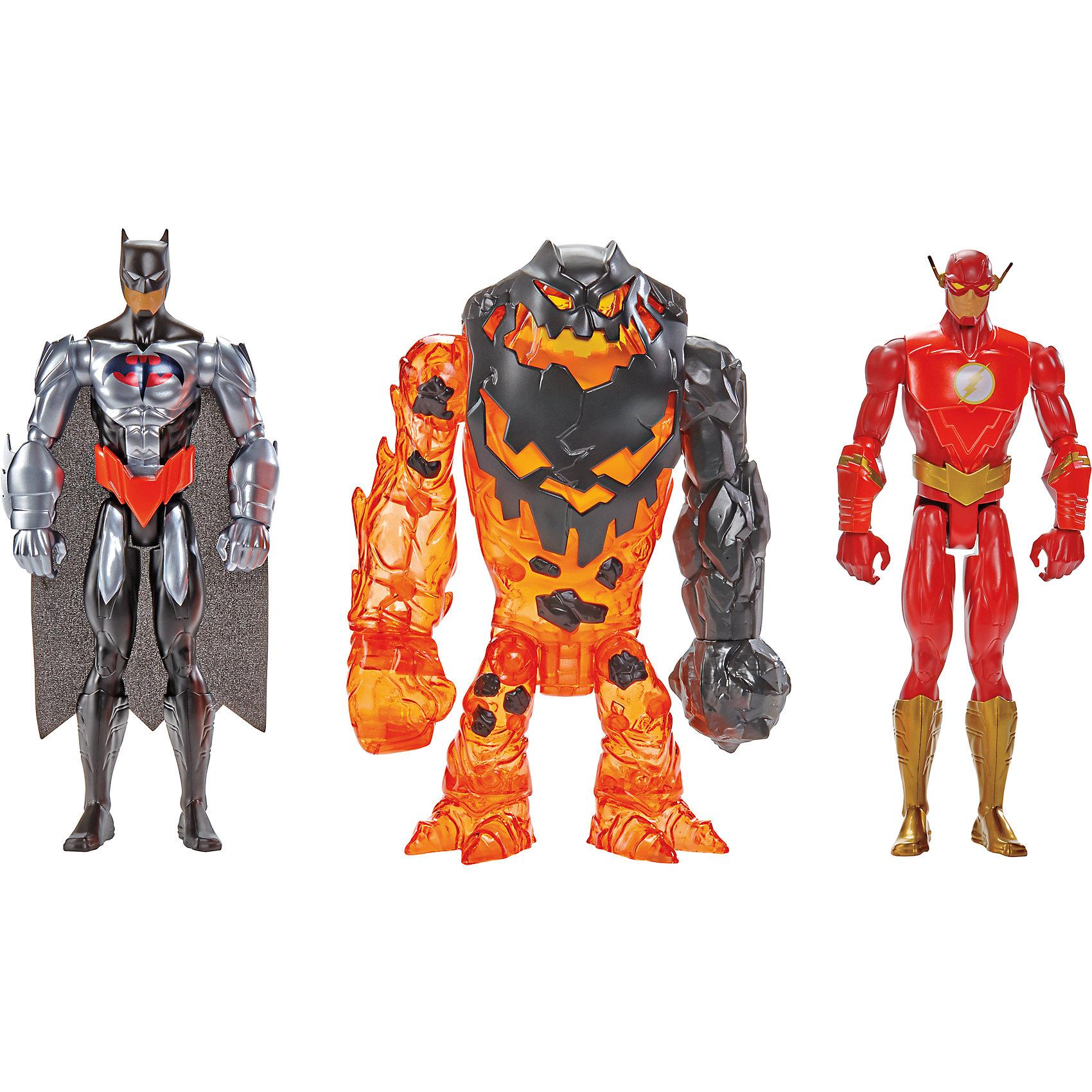 Игровой набор Бэтмен и Флеш, 30 смБэтмен<br>Новые фигурки любимых персонажей приведут в восторг всех поклонников Marvel. Фигурки прекрасно детализированы и реалистично раскрашены, очень похожи на своих прототипов из комиксов. Игрушки выполнены из высококачественного пластика, раскрашены экологичными гипоаллергенными красителями, имеют более 10 шарниров, что позволяет им приобретать любые позы. <br><br>Дополнительная информация:<br><br>- Материал: пластик.<br>- Размер фигурки: 30 см. <br>- Голова, руки, ноги подвижные (более 10 шарниров).<br>- Прекрасно детализированы.<br><br>Игровой набор Бэтмен и Флеш, 30 см, можно купить в нашем магазине.<br><br>Ширина мм: 95<br>Глубина мм: 435<br>Высота мм: 330<br>Вес г: 1435<br>Возраст от месяцев: 36<br>Возраст до месяцев: 144<br>Пол: Мужской<br>Возраст: Детский<br>SKU: 4556238