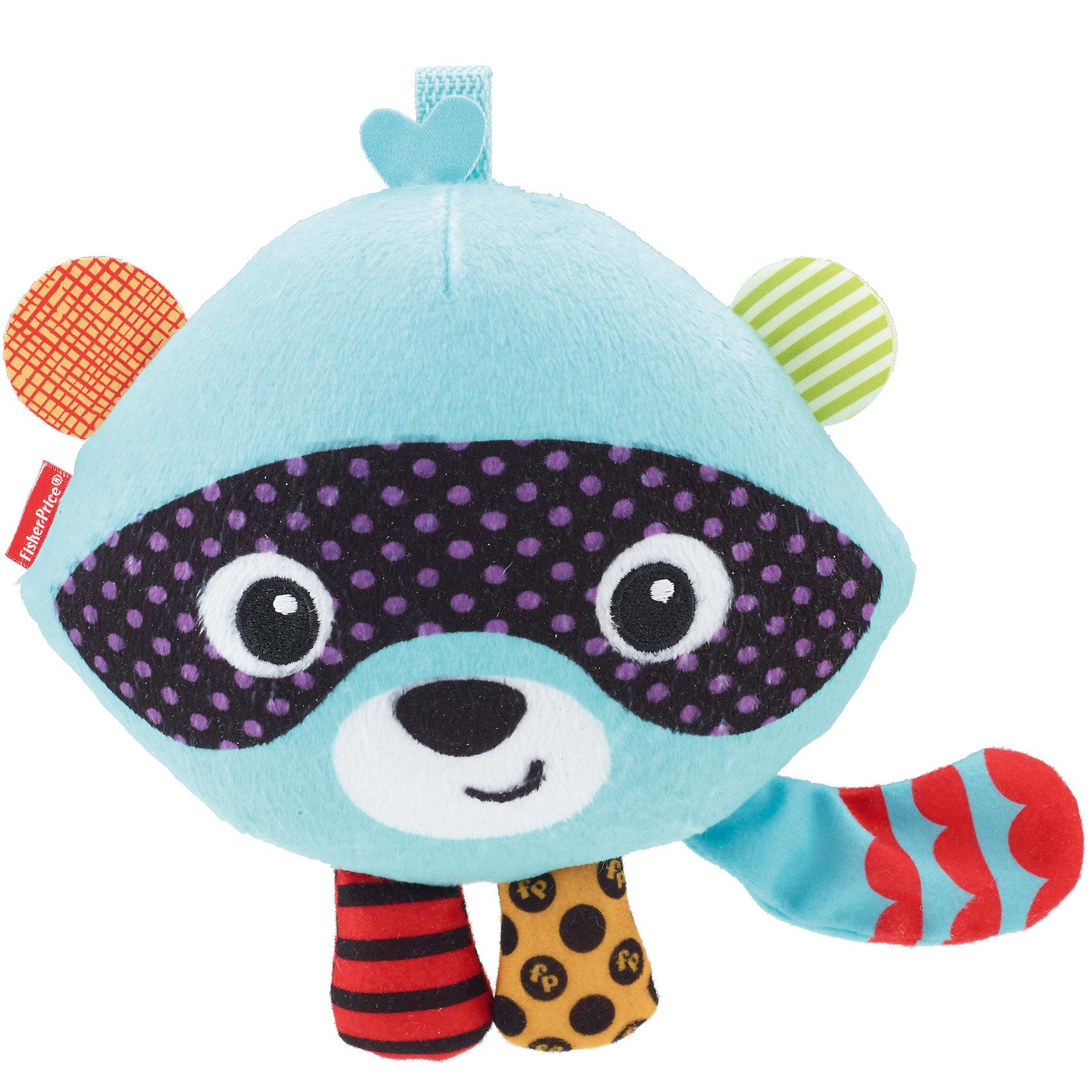 Mattel Игрушки Веселые друзья, со звуком, Fisher-Price fisher price мобиль для коляски веселые друзья