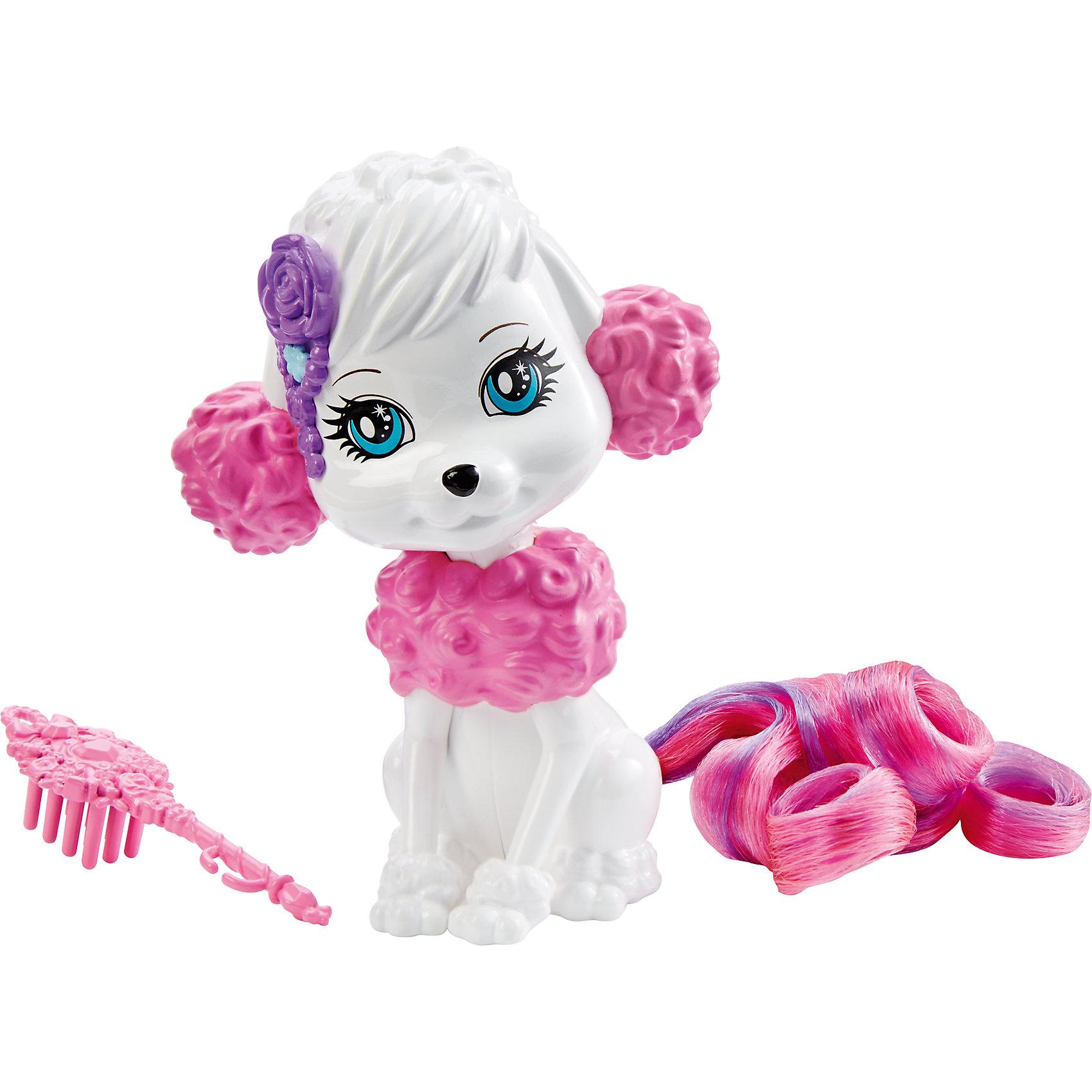Питомец, BarbieBarbie<br>Барби обожает животных, ее питомцы такие же стильные и очаровательные, как и их хозяйка. Посмотри, какой пушистый и роскошный хвост у этой милой собачки! Ты можешь расчесывать его и даже делать различные прически. <br><br>Дополнительная информация:<br><br>- Материал: пластик. <br>- Размер: 15х20 см. <br>- Комплектация: игрушка, расческа. <br><br>Питомца, Barbie (Барби) можно купить в нашем магазине.<br><br>Ширина мм: 50<br>Глубина мм: 155<br>Высота мм: 205<br>Вес г: 156<br>Возраст от месяцев: 36<br>Возраст до месяцев: 72<br>Пол: Женский<br>Возраст: Детский<br>SKU: 4557624