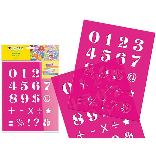 Трафарет Цифры 20*25 смДетские трафареты<br>Трафарет Цифры поможет оформить реферат или небольшой плакат, красиво написать цифры в поздравительной открытке. Малыши смогут обводить цифры, запоминая их. <br><br>Дополнительная информация:<br>- Материал: пластик.<br>- Размер: 20х25 см.<br><br>Трафарет Цифры 20х25 см можно купить в нашем магазине.<br>Ширина мм: 202; Глубина мм: 250; Высота мм: 1; Вес г: 100; Возраст от месяцев: 36; Возраст до месяцев: 72; Пол: Унисекс; Возраст: Детский; SKU: 4558409;