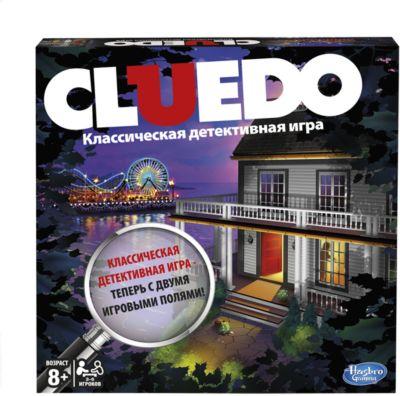 Игра Клуэдо , Hasbro