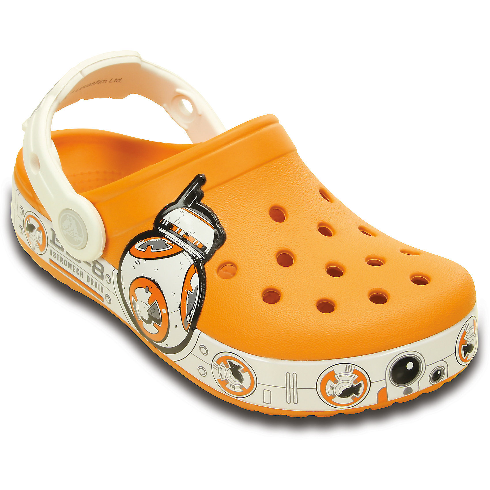 crocs Сабо Kids' Crocband Star Wars BB-8 Clog Crocs сабо crocband clog kids
