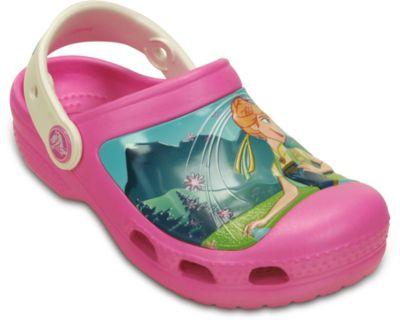 Сабо Kids' Creative Crocs Frozen Fever Clog для девочки Crocs
