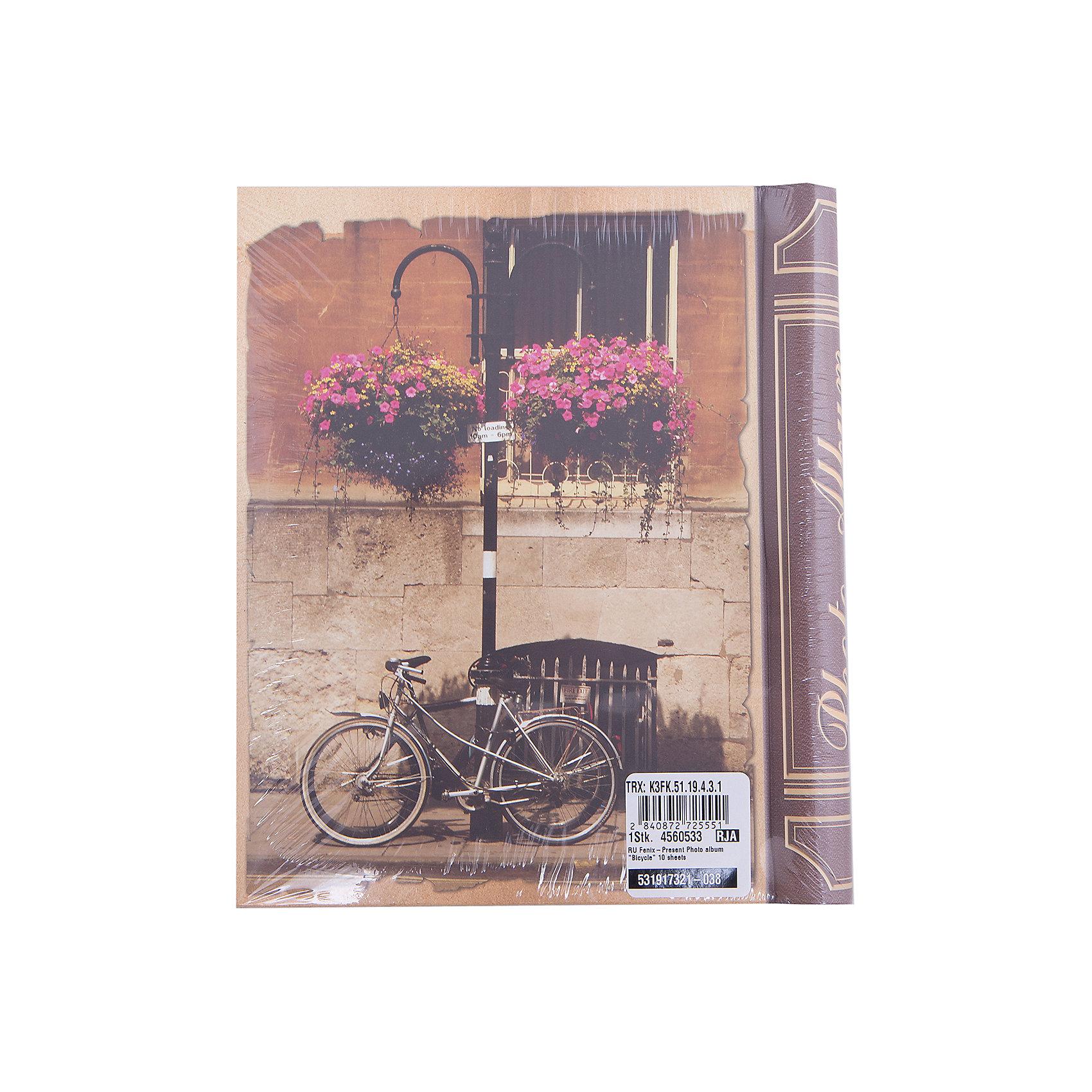 """Фотоальбом """"Велосипед"""" 10 листов от myToys"""
