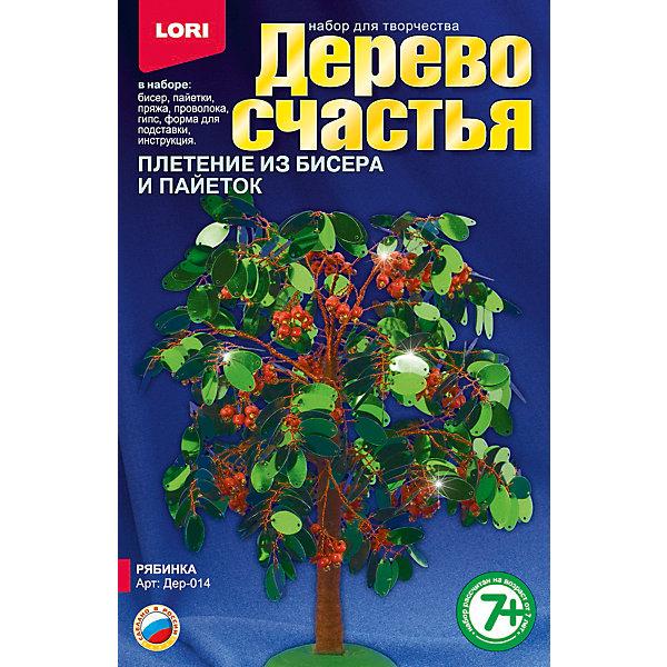 Дерево счастья РябинкаНаборы для создания украшений и аксессуаров<br>У юных рукодельниц есть шанс сделать свое дерево счастья, символ любви, красоты, удачи, гармонии. Такое чудесное деревце послужит прекрасным подарком для родных и друзей. Создание дерева счастья - прекрасный способ разнообразить творческую деятельность ребенка, развить у него моторику рук, усидчивость, аккуратность, творческие способности.<br><br>Дополнительная информация:<br><br>- Материал: гипс, пластик, текстиль, металл. <br>- Размер упаковки: 13,5х21 см. <br>- Комплектация: бисер, пайетки, пряжа, проволока, гипс, форма для подставки. <br><br>Дерево счастья Рябинка можно купить в нашем магазине.<br>Ширина мм: 370; Глубина мм: 250; Высота мм: 155; Вес г: 340; Возраст от месяцев: 84; Возраст до месяцев: 2147483647; Пол: Женский; Возраст: Детский; SKU: 4561191;