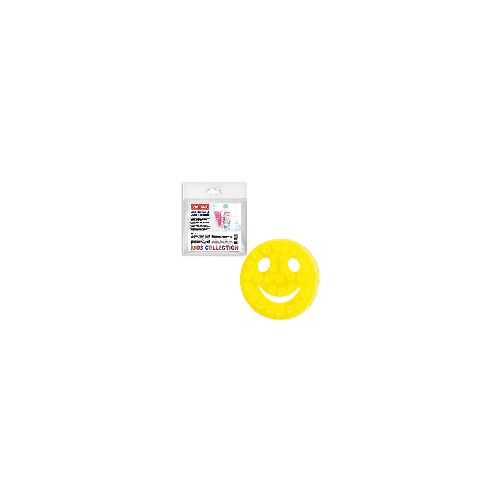 Полочка-липучка Желтый смайлик с двусторонними присоскамиВанная комната<br>Полочка-липучка - это оригинальная игрушка для купания Вашего малыша, а так же функциональное решение по удобному креплению аксессуаров для ванной комнаты: шампуни, жидкое мыло и т.д.<br><br>Дополнительная информация:<br> <br>- размер: 8 * 8 см.<br>- материал: полимеры<br><br>Полочку-липучка Желтый смайлик с двусторонними присосками можно купить в нашем интернет-магазине.<br><br>Ширина мм: 135<br>Глубина мм: 8<br>Высота мм: 160<br>Вес г: 17<br>Возраст от месяцев: -2147483648<br>Возраст до месяцев: 2147483647<br>Пол: Унисекс<br>Возраст: Детский<br>SKU: 4563413