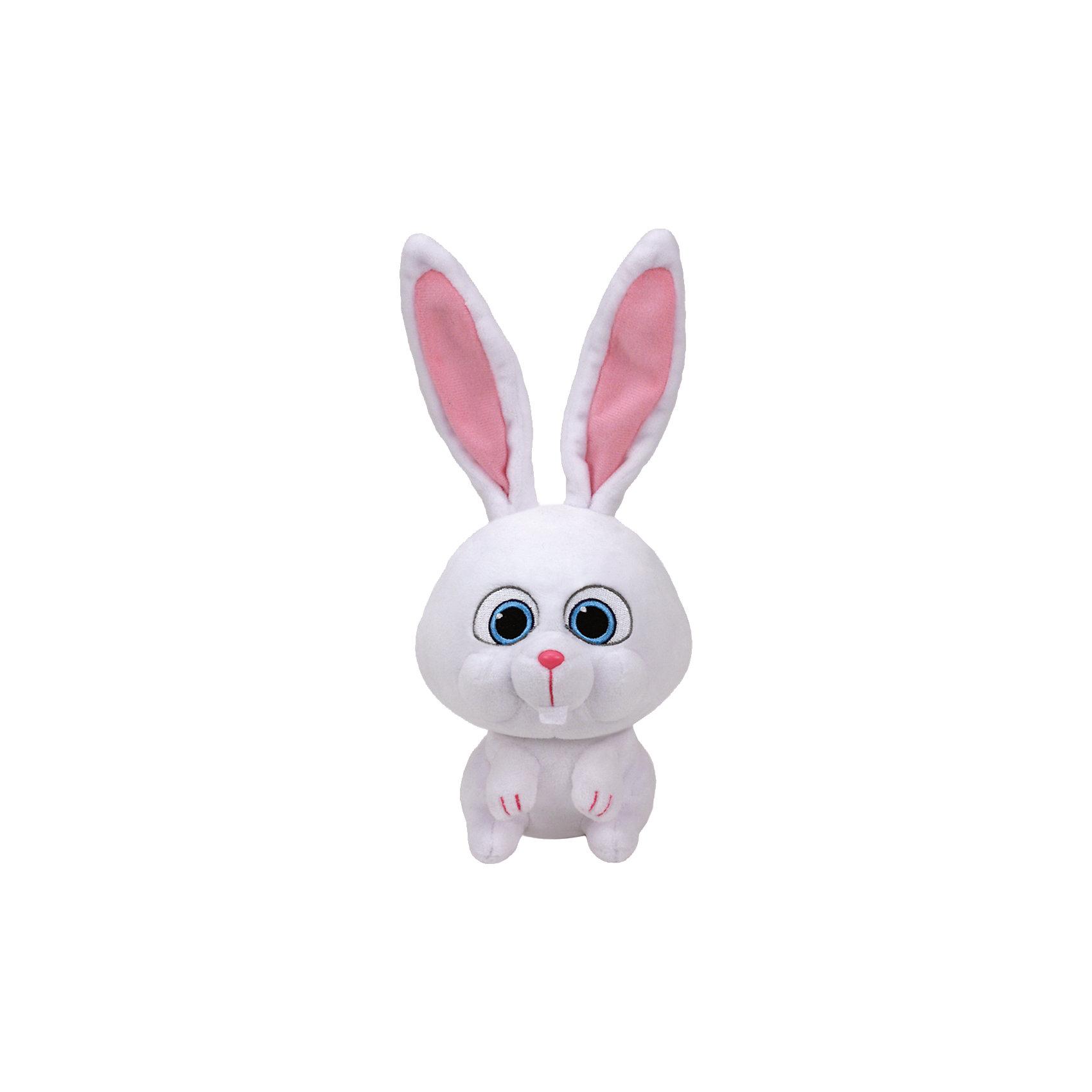 Кролик Снежок, 17,5 см, Тайная жизнь домашних животных