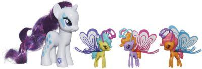Hasbro Пони Делюкс с волшебными крыльями, My little Pony, B3014/B0358