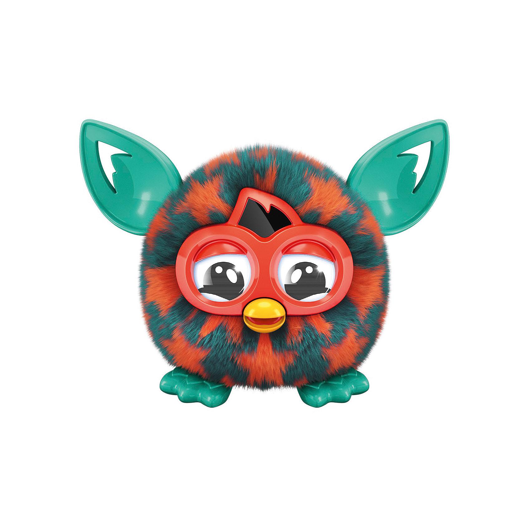 Ферблинг, Furby, A7453/A6100Новые малыши ферблинги из приложения FurbyBoom (Ферби Бум) теперь доступны не только на экране смартфона или планшета. Ферблинг имеет мягкую приятную на ощупь шерстку, большие выразительные глаза. Малыш умеет весело смеяться, петь, танцевать и разговаривать. Они могут общаться со взрослым ферби, забавно взаимодействуя со своими старшими товарищами или же быть самостоятельными маленькими питомцами. Забавный малыш - ферблинг станет прекрасным другом вашему ребенку, принесет ему много приятных эмоций и улыбок. <br><br>Дополнительная информация:<br><br>- Материал: мех, пластик.<br>- Размер: 15х13х8 см.<br>- Комплектация: игрушка, батарейки, инструкция. <br>- Элемент питания: батарейки АА 3 шт. (в комплекте).<br><br>Ферблинга, Furby, (Ферби)  можно купить в нашем магазине.<br><br>Ширина мм: 80<br>Глубина мм: 130<br>Высота мм: 150<br>Вес г: 191<br>Возраст от месяцев: 72<br>Возраст до месяцев: 1188<br>Пол: Унисекс<br>Возраст: Детский<br>SKU: 4563940