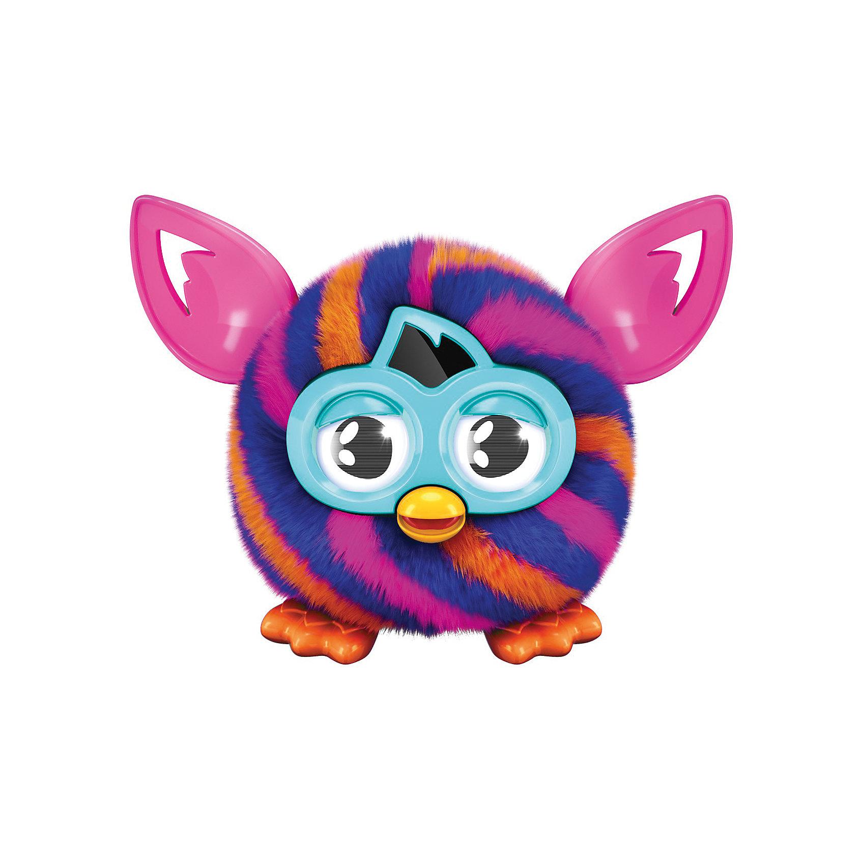 Ферблинг, Furby, А7891/A6100Новые малыши ферблинги из приложения FurbyBoom (Ферби Бум) теперь доступны не только на экране смартфона или планшета. Ферблинг имеет мягкую приятную на ощупь шерстку, большие выразительные глаза. Малыш умеет весело смеяться, петь, танцевать и разговаривать. Они могут общаться со взрослым ферби, забавно взаимодействуя со своими старшими товарищами или же быть самостоятельными маленькими питомцами. Забавный малыш - ферблинг станет прекрасным другом вашему ребенку, принесет ему много приятных эмоций и улыбок. <br><br>Дополнительная информация:<br><br>- Материал: мех, пластик.<br>- Размер: 15х13х8 см.<br>- Комплектация: игрушка, батарейки, инструкция. <br>- Элемент питания: батарейки АА 3 шт. (в комплекте).<br><br>Ферблинга, Furby, (Ферби)  можно купить в нашем магазине.<br><br>Ширина мм: 80<br>Глубина мм: 130<br>Высота мм: 150<br>Вес г: 191<br>Возраст от месяцев: 72<br>Возраст до месяцев: 1188<br>Пол: Унисекс<br>Возраст: Детский<br>SKU: 4563942