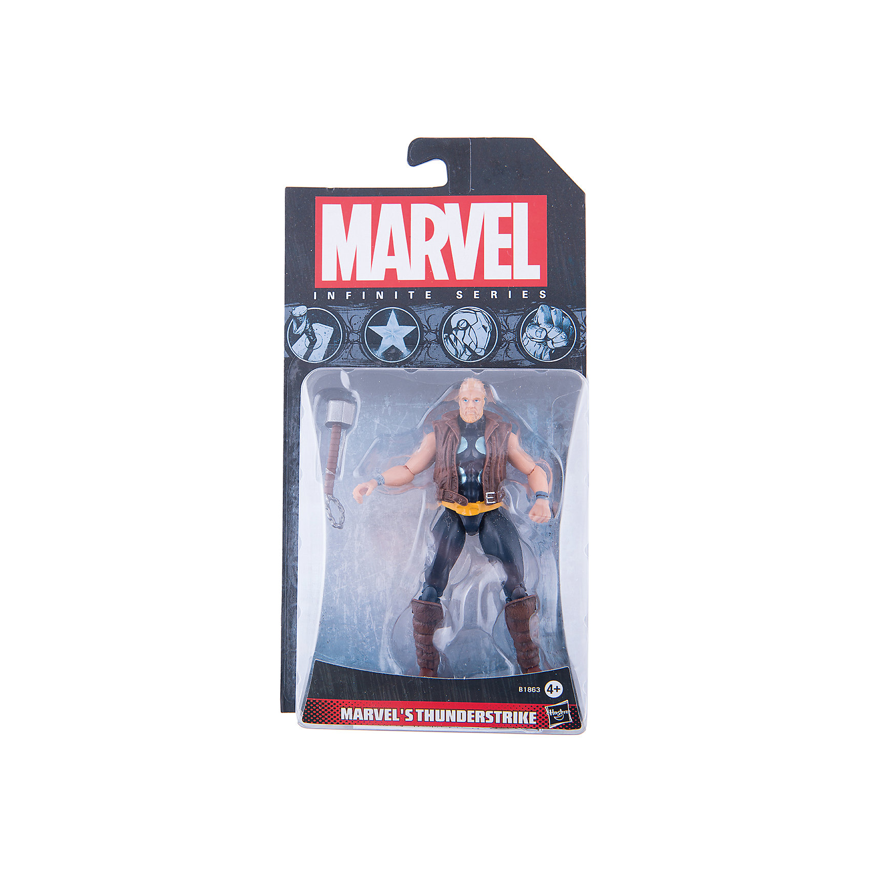 Коллекционная фигурка Марвел 9,5 см, Marvel Heroes, B1863/A6749Игрушки<br>Эта коллекционная фигурка обязательно понравится всем поклонникам Marvel. Фигурка прекрасно детализирована, обладает подвижными конечностями и щупальцами, что позволяет ей принимать разнообразные позы, открывая еще большие возможности для различных игровых сюжетов. Игрушка изготовлена из высококачественного пластика, с применением безопасных, экологичных красителей. <br><br>Дополнительная информация:<br><br>- Материал: пластик.<br>- Размер фигурки: 9,5 см.<br>- Подвижные конечности.<br><br>Коллекционную фигурку Марвел 9,5 см, Marvel Heroes, можно купить в нашем магазине.<br><br>Ширина мм: 51<br>Глубина мм: 121<br>Высота мм: 229<br>Вес г: 150<br>Возраст от месяцев: 48<br>Возраст до месяцев: 192<br>Пол: Мужской<br>Возраст: Детский<br>SKU: 4563956