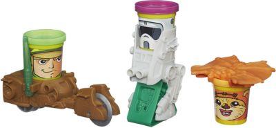 Hasbro Транспортные средства героев Звездных войн, Play-Doh, var 1