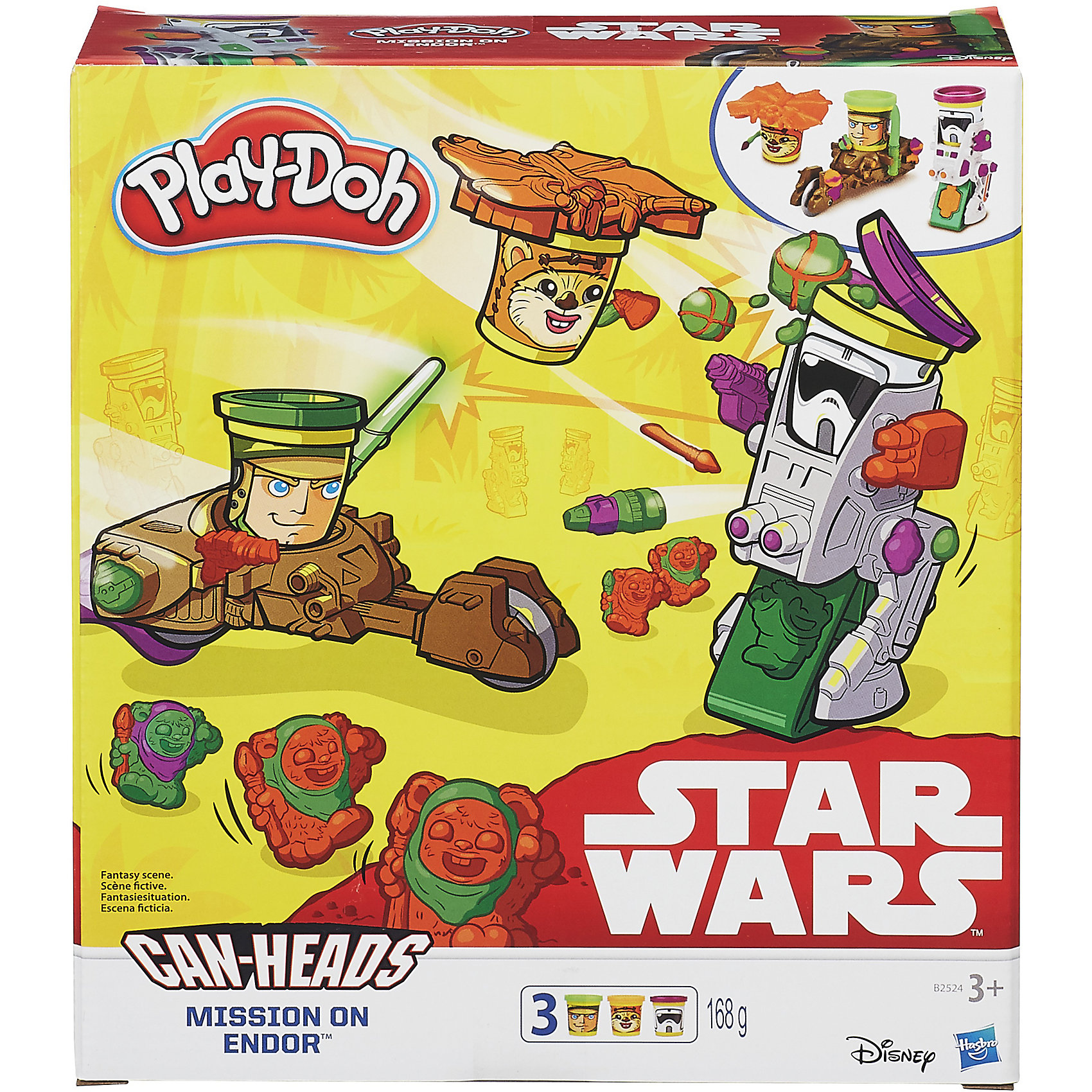 Транспортные средства героев Звездных войн, Play-Doh, var 1 от myToys