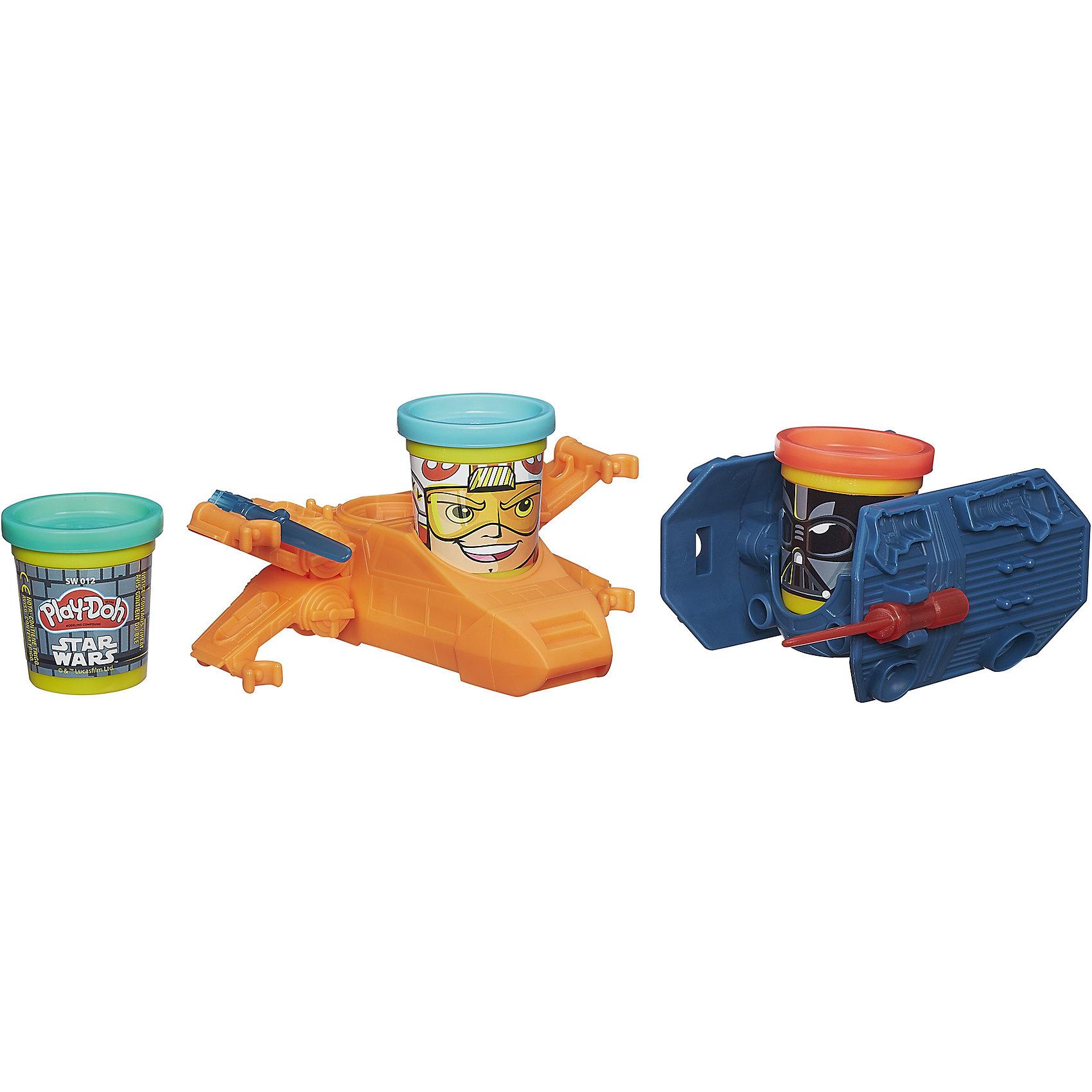 Hasbro Транспортные средства героев Звездных войн, Play-Doh, var 2 hasbro play doh игровой набор из 3 цветов цвета в ассортименте с 2 лет