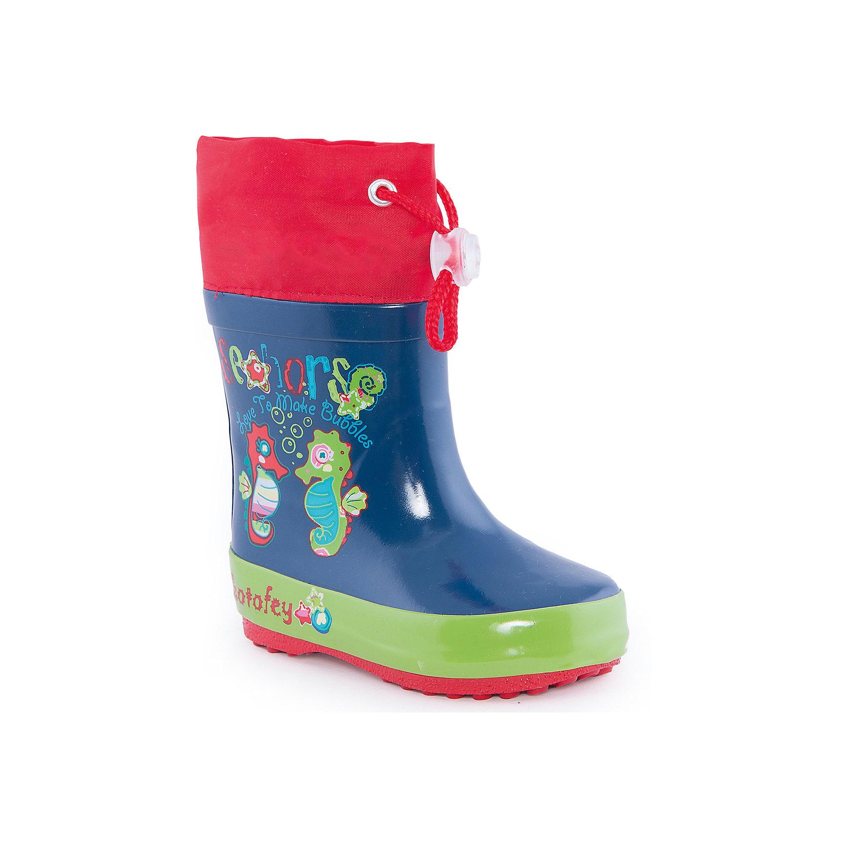 Резиновые сапожки для мальчика КотофейРезиновые сапоги<br>Сапожки для мальчика от известного российского бренда Котофей <br><br>Яркие модные сапоги сделаны из качественной резины. Они позволят защитить ноги ребенка от сырости.<br>Высокое голенище с утяжкой защитит одежду от грязи и влаги.<br><br>Отличительные особенности модели:<br><br>- цвет: синий;<br>- удобная колодка;<br>- утяжка со стоппером на голенище;<br>- качественные материалы;<br>- толстая устойчивая подошва;<br>- текстильная подкладка;<br>- декорированы принтом и яркими деталями.<br><br>Дополнительная информация:<br><br>Температурный режим: от +5° С до +25° С.<br><br>Состав:<br>верх - резина;<br>подкладка - текстиль;<br>подошва - резина.<br><br>Сапожки для мальчика Котофей можно купить в нашем магазине.<br><br>Ширина мм: 257<br>Глубина мм: 180<br>Высота мм: 130<br>Вес г: 420<br>Цвет: синий<br>Возраст от месяцев: 15<br>Возраст до месяцев: 18<br>Пол: Мужской<br>Возраст: Детский<br>Размер: 22,23,20,21<br>SKU: 4565818