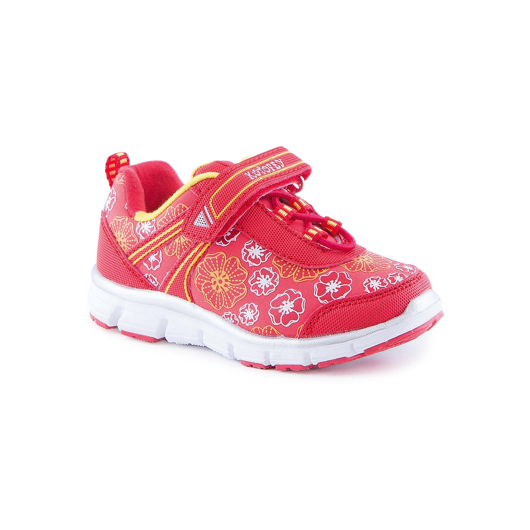 Кроссовки  для девочки КотофейПолуботинки для девочки от известного российского бренда Котофей<br><br>Модные яркие полуботинки помогут защитить детские ножки от прохлады и обеспечат удобство. Они легко надеваются, комфортно садятся по ноге. <br>Изделия украшены аппликацией. На липучке - бренд производителя.<br><br>Особенности модели:<br><br>- цвет - красный;<br>- декорированы принтом;<br>- верх - дышащий;<br>- вид крепления – клеевой;<br>- защита пальцев;<br>- амортизирующая устойчивая подошва;<br>- застежка - липучки.<br><br>Дополнительная информация:<br><br>Температурный режим:<br><br>от +10° С до +20° С<br><br>Состав:<br>верх – комбинированный материал;<br>подкладка - комбинированный материал;<br>подошва - филон+ТЭП.<br><br>Полуботинки для девочки Котофей можно купить в нашем магазине.<br><br>Ширина мм: 262<br>Глубина мм: 176<br>Высота мм: 97<br>Вес г: 427<br>Цвет: красный<br>Возраст от месяцев: 48<br>Возраст до месяцев: 60<br>Пол: Женский<br>Возраст: Детский<br>Размер: 28,29,30,27,26,25<br>SKU: 4565872