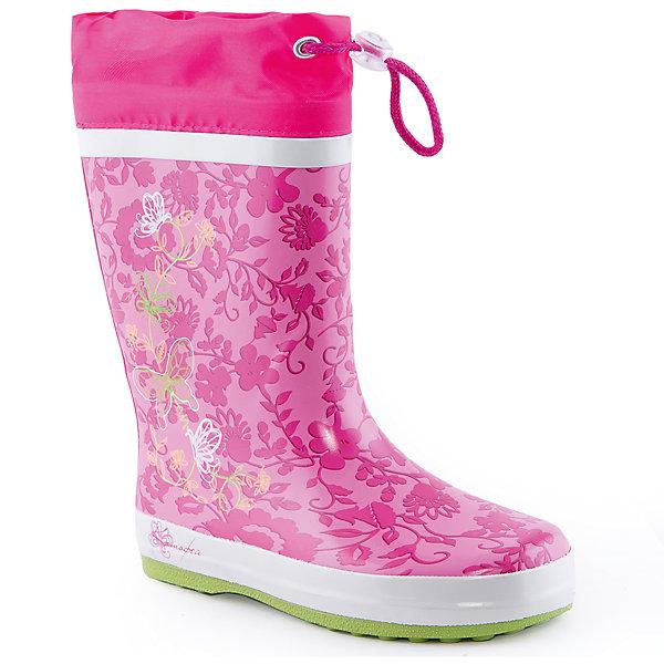 Резиновые сапожки для девочки КотофейРезиновые сапоги<br>Сапожки для девочки от известного российского бренда Котофей <br><br>Яркие модные сапоги сделаны из качественной резины. Они позволят защитить ноги ребенка от сырости.<br>Высокое голенище с утяжкой защитит одежду от грязи и влаги.<br><br>Отличительные особенности модели:<br><br>- цвет: розовый;<br>- удобная колодка;<br>- утяжка со стоппером на голенище;<br>- качественные материалы;<br>- толстая устойчивая подошва;<br>- сделаны с помощью горячей вулканизации;<br>- текстильная подкладка;<br>- декорированы принтом.<br><br>Дополнительная информация:<br><br>Температурный режим: от +5° С до +25° С.<br><br>Состав:<br>верх - резина;<br>подкладка - текстиль;<br>подошва - резина.<br><br>Сапожки для девочки Котофей можно купить в нашем магазине.<br><br>Ширина мм: 257<br>Глубина мм: 180<br>Высота мм: 130<br>Вес г: 420<br>Цвет: розовый<br>Возраст от месяцев: 120<br>Возраст до месяцев: 132<br>Пол: Женский<br>Возраст: Детский<br>Размер: 34,35,31,32,33,30<br>SKU: 4565913