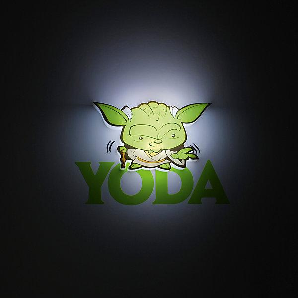 Пробивной мини 3D светильник Йода, Звёздные ВойныЗвездные войны<br>Пробивной мини 3D светильник Йода, Звёздные Войны – светильник станет оригинальным декором для комнаты и подарит приятный мягкий свет.<br>Оригинальный пробивной 3D светильник, выполненный в виде гранд мастера Ордена джедаев Йоды – героя саги Звездные войны, создаст сказочную атмосферу в детской комнате. Мягкое приглушенное свечение наполнит детскую комнату теплом и уютом и избавит ребенка от ночных страхов. В основе работы светильника заложена светодиодная LED-технология, благодаря которой - он лёгкий, затрачивает небольшое количество энергии, не нагревается. Включение и выключения светильника выполняется путем передвижения рычажка. Приятным дополнением к светильнику служат тематические наклейки для декора.<br><br>Дополнительная информация:<br><br>- В комплекте: светильник; наклейки; крепеж<br>- Товар предназначен для детей старше 3 лет<br>- Безопасный: без проводов, работает от батареек (2хААА, не входят в комплект)<br>- Используются светодиоды: LED технология<br>- Не нагревается: всегда можно дотронуться до изделия<br>- Фантастический: выглядит превосходно в любое время суток<br>- Удобный: простая установка (автоматическое выключение через полчаса непрерывной работы)<br>- Материал: пластик, металл<br>- Размер светильника: 14x2,5x7,6 см.<br>- Размер упаковки: 16,9х4,1х16 см.<br>- Вес: 160 г.<br>- ВНИМАНИЕ! Содержит мелкие детали, использовать под непосредственным наблюдением взрослых<br>- Страна происхождения: Китай<br>- Дизайн и разработка: Канада<br><br>Пробивной мини 3D светильник Йода, Звёздные Войны можно купить в нашем интернет-магазине.<br>Ширина мм: 169; Глубина мм: 41; Высота мм: 160; Вес г: 160; Возраст от месяцев: 36; Возраст до месяцев: 2147483647; Пол: Унисекс; Возраст: Детский; SKU: 4566040;