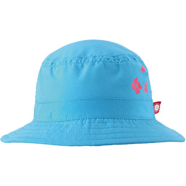 Шапка  ReimaШапки и шарфы<br>Панама для мальчика Reima идеально подойдет вашему ребенку в теплое время года. <br><br>Дополнительная информация:<br><br>Материал: 100% полиэстер<br><br>Шапку  Reima (Рейма) можно купить в нашем магазине.<br>Ширина мм: 89; Глубина мм: 117; Высота мм: 44; Вес г: 155; Цвет: голубой; Возраст от месяцев: 36; Возраст до месяцев: 48; Пол: Унисекс; Возраст: Детский; Размер: 50,56,52,54; SKU: 4566120;
