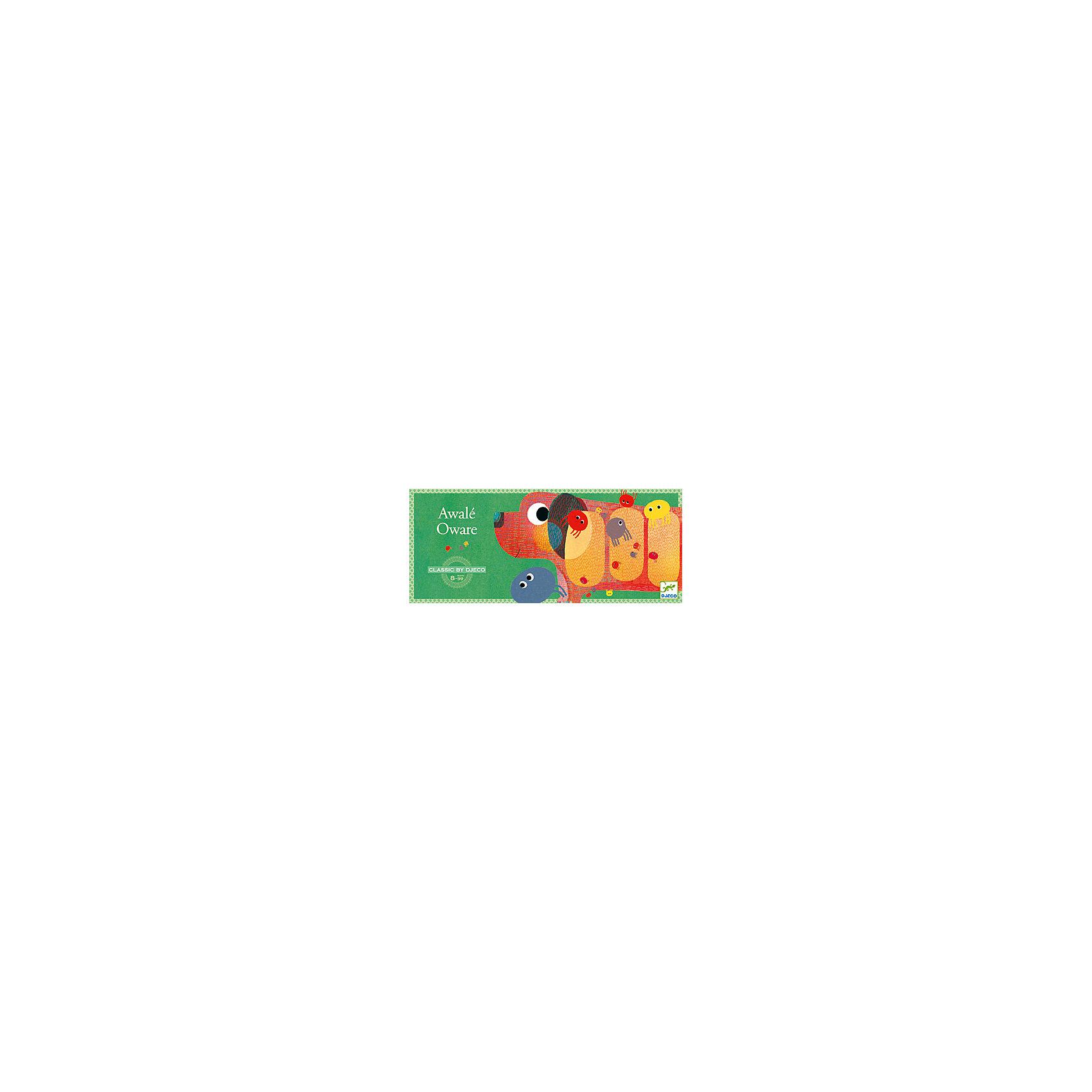Игра Овари, DJECOНастольные игры на ловкость<br>Игра Овари, Djeco (Джеко) - одна из старейших классических игр, которая была создана в Африке и адаптирована французским производителем для детей старше 8 лет. В комплекте Вы найдете 2 игровых доски в виде собачек и 50 деревянных блошек. Игра рассчитана на двух игроков. Цель игры состоит в том, чтобы, заполнить собачку наибольшим количеством блох. Игроки по очереди делают ходы, перемещая фишки в соответствии с правилами. Все детали изготовлены из высококачественных материалов: доски - из плотного многослойного картона, блошки - из дерева. Игра прекрасно развивает логическое мышление, внимательность и усидчивость. <br><br>Дополнительная информация:<br><br>- В комплекте: 2 игровых доски в виде собачек, 50 деревянных блошек.<br>- Материал: многослойный картон, дерево.<br>- Длина доски-собачки: 40 см.<br>- Размер упаковки: 41 x 14,5 x 0,5 см.<br><br>Игру Овари, Djeco (Джеко), можно купить в нашем магазине.<br><br>Ширина мм: 40<br>Глубина мм: 420<br>Высота мм: 160<br>Вес г: 650<br>Возраст от месяцев: 96<br>Возраст до месяцев: 132<br>Пол: Унисекс<br>Возраст: Детский<br>SKU: 4566286