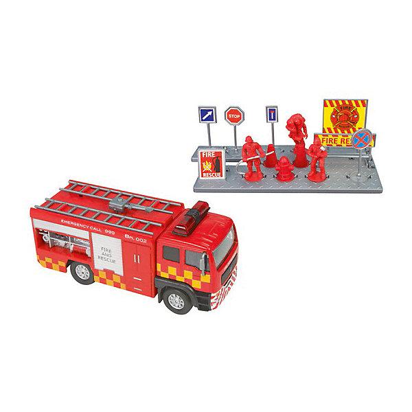 Спасательная команда, HTl GrоuрСамолёты и вертолёты<br>Игровой набор «Спасательная команда» от британского бренда HTI представлен двумя вариациями – полицейские с вертолетом и машиной и пожарная команда со своей профессиональной техникой и атрибутами. Вы можете приобрести один из них, или пополнить коллекцию обеими.<br>Такой набор рекомендуется производителем для детей от 3 лет, но идеально подойдет и для взрослых коллекционеров масштабных моделей. Высокая степень детализации и безопасность игрушек – результат качественной работы и использования экологически чистых материалов. Игрушки отвечают строжайшим европейским стандартам качества.<br><br>Дополнительная информация:<br><br>Комплект: машинка, 3 фигурки спасателей, аксессуары.<br>Материал: пластик.<br>Размер упаковки: 10.2 х 11.5 х 36.2 см.<br><br><br><br>Спасательная команда, HTl Grоuр можно купить в нашем магазине.<br>Ширина мм: 36; Глубина мм: 10; Высота мм: 12; Вес г: 180; Возраст от месяцев: 36; Возраст до месяцев: 96; Пол: Мужской; Возраст: Детский; SKU: 4574036;