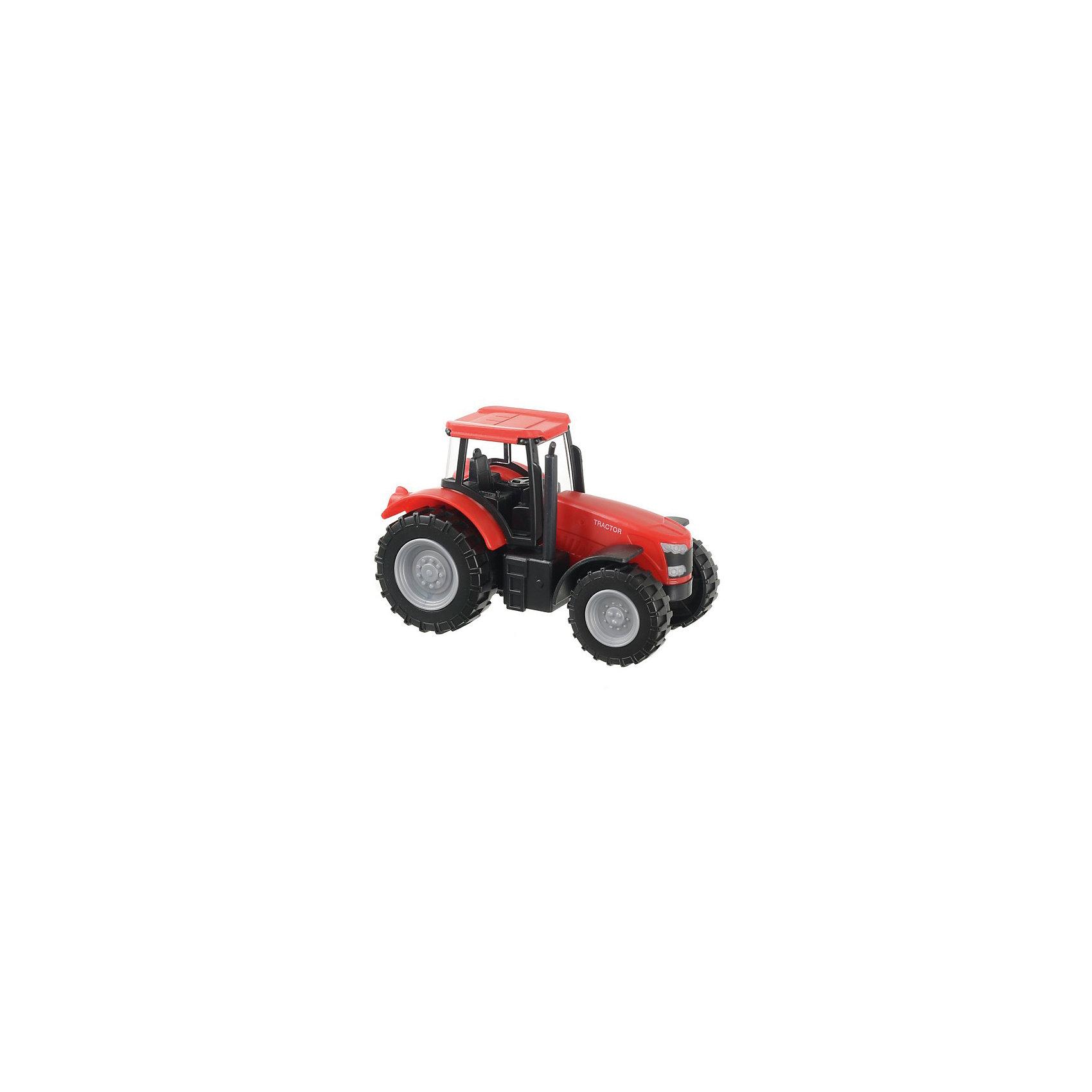 Трактор, HTl GrоuрМашинки<br>У каждого мальчишки должна быть машинка – трактор. Иначе откуда он узнает о его назначении и устройстве? Для родителей же всегда в первую очередь важна безопасность ребенка, а, значит, качество игрушки. Идеальным вариантом для выбора машинок является британский бренд HTI. Высокая степень детализации делает их максимально приближенными к оригиналу.<br>Совсем как настоящий, трактор от HTI рекомендуется детям с 3 лет, но может занять достойное место на полке взрослого коллекционера масштабных моделей. Высокое качество используемых материалов и соответствие строгим европейским стандартам делают игрушку безопасной для ребенка и долговечной. <br>Дополнительная информация:<br><br>Масштаб: 1:32.<br>Материал: пластик.<br>Размер игрушки: 9 х 13.4 х 17.5 см.<br><br>Трактор, HTl Grоuр можно купить в нашем магазине.<br><br>Ширина мм: 18<br>Глубина мм: 9<br>Высота мм: 13<br>Вес г: 160<br>Возраст от месяцев: 36<br>Возраст до месяцев: 96<br>Пол: Мужской<br>Возраст: Детский<br>SKU: 4574044