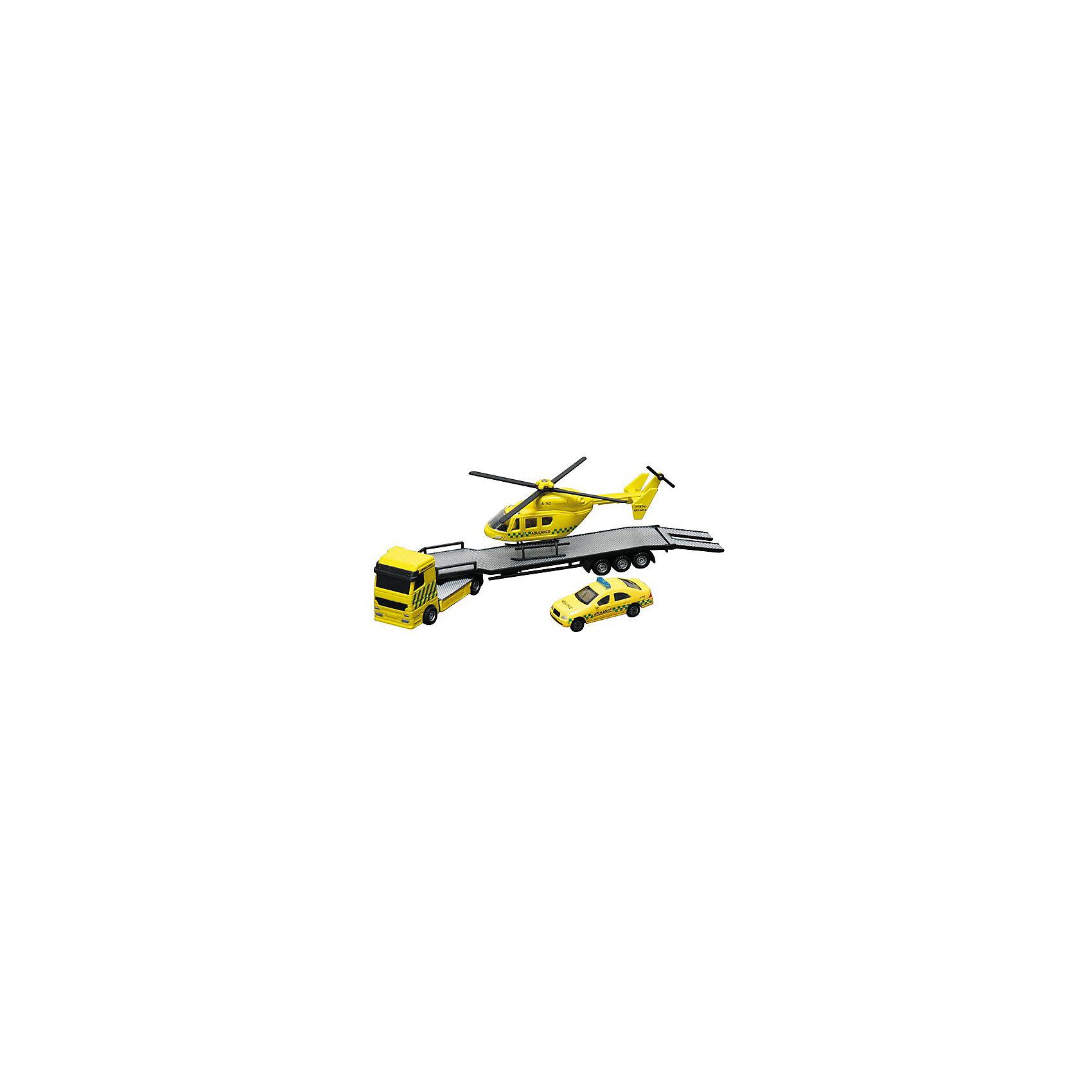 Перевозчик с машиной и вертолетом,  HTl GrоuрИгра в машинки это не только прекрасное развлечение для мальчиков, но и способ развить моторику, опорно-двигательный аппарат, логическое мышление, координацию. Важно, чтобы игрушки были безопасны для малышей, качественно выполнены, чтобы не сломаться в первый же день и не вызвать слез и досады у ребенка. <br>Всем этим требованиям отвечают машинки компании HTI. Высокие европейские стандарты залог высокого качества. <br><br>Дополнительная информация:<br><br>Комплект: перевозчик, вертолет, легковой автомобиль.<br>Материал: пластик.<br><br>Перевозчик с машиной и вертолетом,  HTl Grоuр можно купить в нашем магазине.<br><br>Ширина мм: 29<br>Глубина мм: 5<br>Высота мм: 9<br>Вес г: 170<br>Возраст от месяцев: 36<br>Возраст до месяцев: 96<br>Пол: Мужской<br>Возраст: Детский<br>SKU: 4574054