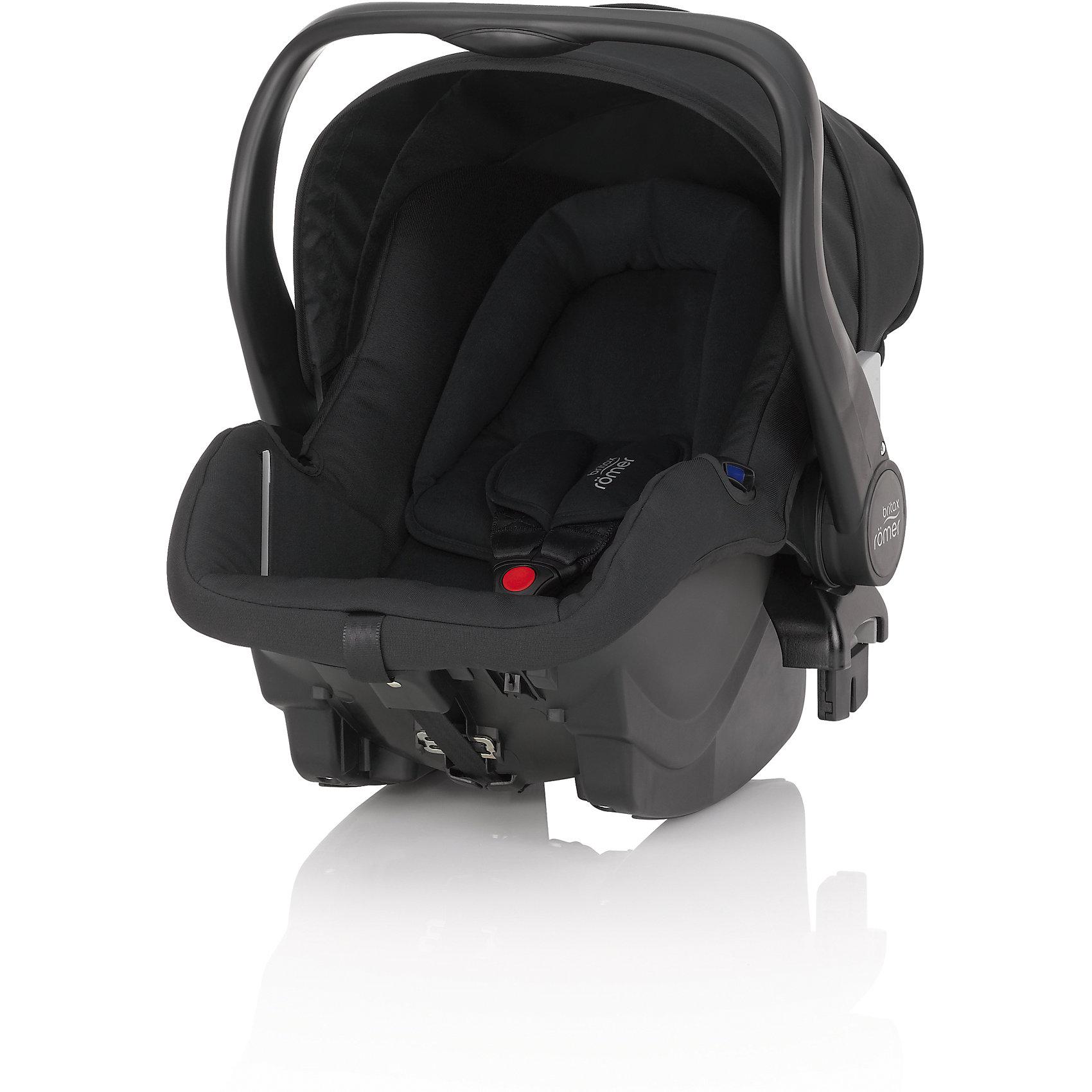 Автокресло Britax Romer PRIMO, 0-13 кг, Black Thunder TrendlineГруппа 0+ (До 13 кг)<br>Primo - безопасное и комфортное автокресло-переноска для малышей с рождения.<br>Встроенные переходники позволяют легко установить кресло на детскую коляску Britax-Romer для создания системы для путешествий Travel System. <br><br>Отделенная от капора эргономичная ручка позволяет с комфортом переносить малыша на дальние расстояния. <br><br>Дополнительная информация:<br><br>- Удобный мягкий вкладыш позволяет поддерживать естественное положение тела новорожденного во время сна.<br>- Внутренний 3-точечный ремень безопасности регулируется всего одним движением руки. <br>- Специальный вкладыш для новорожденных, состоящий из 2 частей (подголовника с мягкими бортиками и подушки под спину), обеспечивает комфорт и безопасность во время сна. При необходимости вынимается, увеличивая свободное пространство внутри автокресла.<br>- Совместимость с детскими колясками BRITAX, оснащенными механизмом CLICK &amp; GO. <br>- Складной капор для защиты от солнца и ветра с защитой от УФ-излучения 50+. <br>- Эргономичная ручка для переноски: для ношения и использования в авто; для укладывания ребенка; для надежной установки за пределами автомобиля. <br>- Быстросъемный моющийся чехол с мягкой подкладкой, не требующий расцепления ремня безопасности. <br>- Изогнутое основание для укачивания или кормления.<br>- Глубокие боковины с мягкой обивкой и плечевые накладки на внутренних ремнях для еще большего комфорта ребенка.<br>- Быстрая и простая установка с помощью 3-точечного ремня безопасности автомобиля или специальной базы PRIMO.<br>- Установка против хода движения.<br>- Размеры (Д / Ш / В): 62,5 х 44 х 53,5 см<br>- Размеры сиденья (Д / Ш): 31 х 28 см<br>- Длина спинки: 48 см<br>- Вес: 4 кг<br><br><br>Автокресло PRIMO, 0-13 кг., Black Thunder Trendline BRITAX ROMER (Бритакс Ремер)  можно купить в нашем магазине.<br><br>Ширина мм: 580<br>Глубина мм: 450<br>Высота мм: 680<br>Вес г: 5300<br>Цвет: черный<br>Возрас