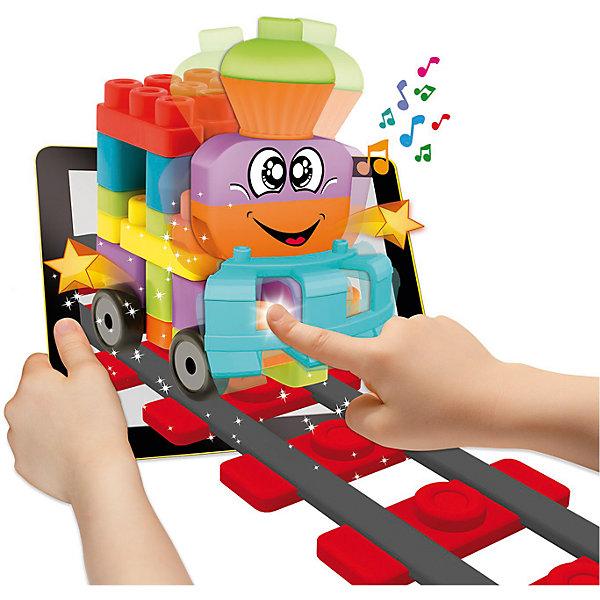 Набор строительных блоков Машины, 40шт, CHICCOПластмассовые конструкторы<br>Набор строительных блоков Машины, 40шт, CHICCO (ЧИКО) – это конструктор с которым виртуальность становится реальностью.<br>С набором строительных блоков Машины от Chicco (Чико) ребенок научится собирать забавные фигурки в виде различных транспортных средств - самолет, забавный паровозик, вертолет, параплан и грузовой автомобильчик. Целых 5 весёлых транспортных средств! Игрушка помогает ребенку развивать мелкую моторику, логическое и образное мышление, а также фантазию и воображение! На этом волшебство этой игрушки не заканчивается! Скачайте бесплатное приложение в AppStore или GooglePlay и оживите собранную фигурку! Приложение подходит для планшетов и смартфонов. Направляя планшет на собранную фигурку, малыш увидит, как игрушка оживет, будет мило улыбаться ему с экрана, подмигивать и хлопать глазками, а нажимая на фигурку на экране планшета, малыш увидит, как она двигается и меняет свое положение! Набор изготовлен из высококачественного прочного и абсолютно безопасного пластика. Не содержит бисфенол-а.<br><br>Дополнительная информация:<br><br>- В наборе: 40 блоков<br>- Материал: пластик<br>- Размер упаковки: 250х70х424 мм.<br>- Вес: 750 гр.<br><br>Набор строительных блоков Машины, 40шт, CHICCO (ЧИКО) можно купить в нашем интернет-магазине.<br><br>Ширина мм: 250<br>Глубина мм: 70<br>Высота мм: 424<br>Вес г: 750<br>Возраст от месяцев: 12<br>Возраст до месяцев: 72<br>Пол: Унисекс<br>Возраст: Детский<br>SKU: 4577234
