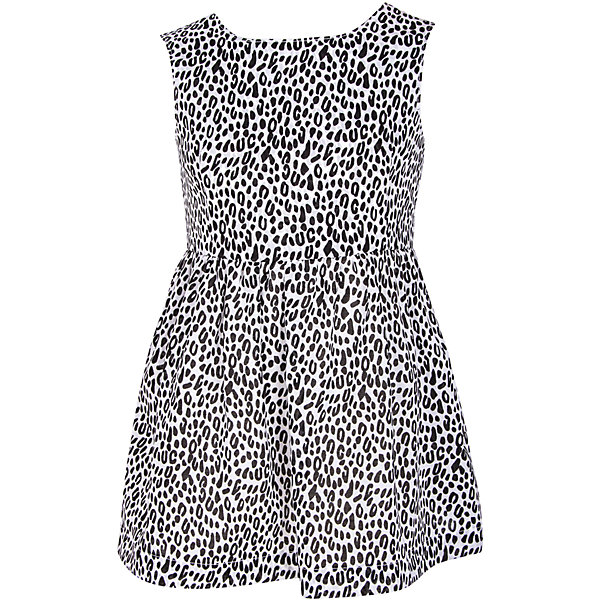 Платье для девочки WOWПлатья и сарафаны<br>Платье для девочки от марки WOW.<br>Спинка платья полуоткрытая, с застежкой на 2 пуговицы, сзади по линии талии вставлена резинка.<br>Состав:<br>поплин 100%хлопок<br><br>Ширина мм: 236<br>Глубина мм: 16<br>Высота мм: 184<br>Вес г: 177<br>Цвет: черный<br>Возраст от месяцев: 36<br>Возраст до месяцев: 48<br>Пол: Женский<br>Возраст: Детский<br>Размер: 104,110,98,116,122,134,128<br>SKU: 4578547