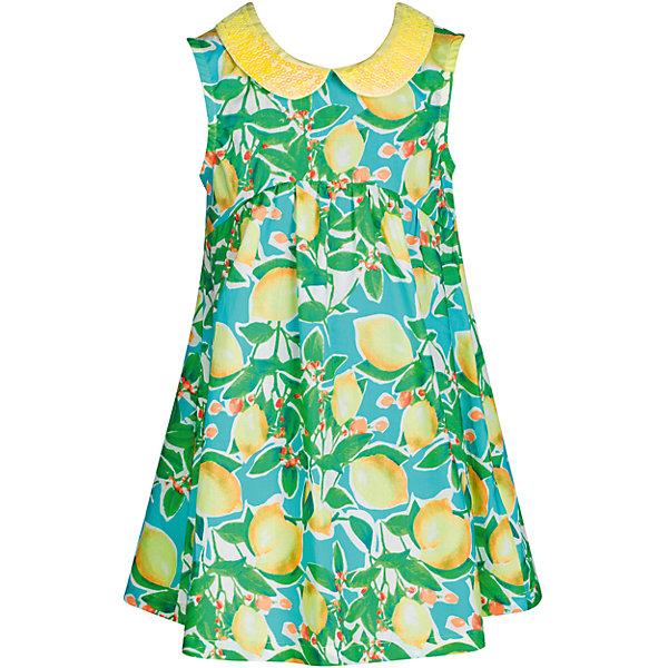 Платье для девочки Bell BimboПлатья и сарафаны<br>Платье для девочки от марки Bell Bimbo.<br>Платье с ярким принтом дополнено отложным воротником, украшенным пайетками, сзади застежка на молнии <br>Состав:<br>Поплин 100% хлопок<br><br>Ширина мм: 236<br>Глубина мм: 16<br>Высота мм: 184<br>Вес г: 177<br>Цвет: белый<br>Возраст от месяцев: 24<br>Возраст до месяцев: 36<br>Пол: Женский<br>Возраст: Детский<br>Размер: 98,110,104,116,122<br>SKU: 4578582