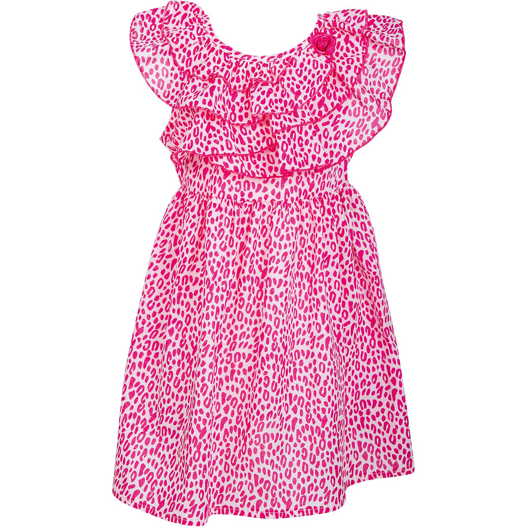 Платье для девочки Bell BimboПлатье для девочки от марки Bell Bimbo.<br>Набивное платье украшено воланами, на спинке застежка на молнии.<br>Состав:<br>поплин 100%хлопок<br><br>Ширина мм: 236<br>Глубина мм: 16<br>Высота мм: 184<br>Вес г: 177<br>Цвет: розовый<br>Возраст от месяцев: 24<br>Возраст до месяцев: 36<br>Пол: Женский<br>Возраст: Детский<br>Размер: 98,110,104,116,122<br>SKU: 4578790