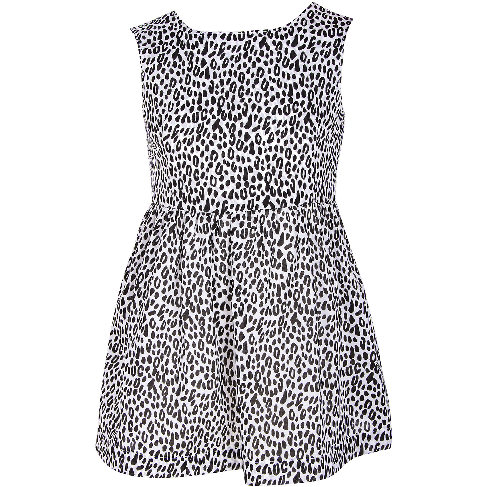 Платье для девочки Bell BimboПлатья и сарафаны<br>Платье для девочки от марки Bell Bimbo.<br>Спинка платья полуоткрытая, с застежкой на 2 пуговицы, сзади по линии талии вставлена резинка.<br>Состав:<br>поплин 100%хлопок<br><br>Ширина мм: 236<br>Глубина мм: 16<br>Высота мм: 184<br>Вес г: 177<br>Цвет: черный<br>Возраст от месяцев: 72<br>Возраст до месяцев: 84<br>Пол: Женский<br>Возраст: Детский<br>Размер: 122,110,98,134,116,104,128<br>SKU: 4578802