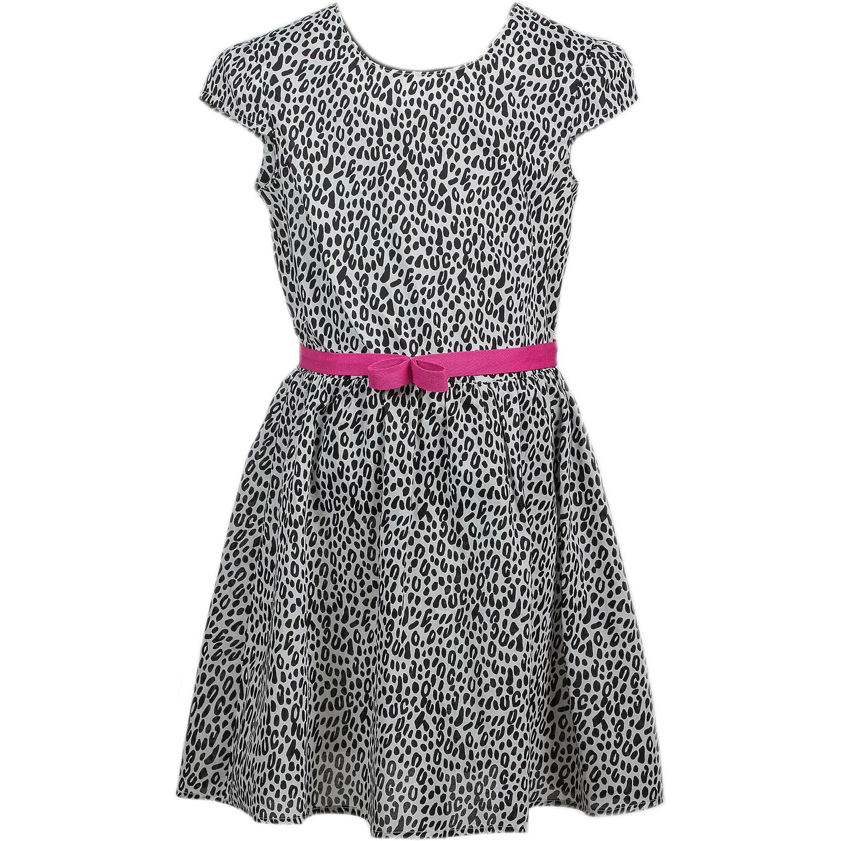 Платье для девочки Bell BimboПлатье для девочки от марки Bell Bimbo.<br>Набивное платье украшено брошью солнечные очки и контрастным поясом, застежка сзади на молнии  <br>Состав:<br>поплин 100%хлопок<br><br>Ширина мм: 236<br>Глубина мм: 16<br>Высота мм: 184<br>Вес г: 177<br>Цвет: черный<br>Возраст от месяцев: 84<br>Возраст до месяцев: 96<br>Пол: Женский<br>Возраст: Детский<br>Размер: 128,158,164,152,140,134,146<br>SKU: 4578810