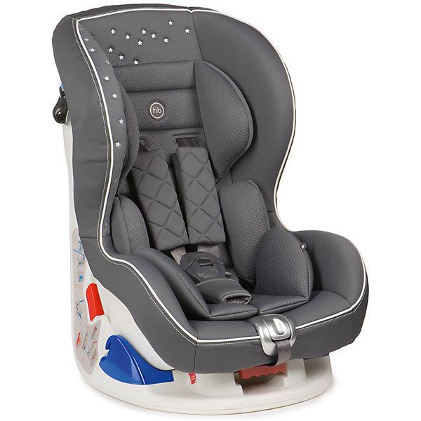Автокресло Happy Baby Taurus V2, 0-18 кг, серыйГруппа 0-1 (до 18 кг)<br>Автокресло TAURUS V2 это удобное, повышенной комфортности кресло для детей до 18 кг (группа 0+/1). Съемный чехол автокресла создан из высококачественной, приятной на ощупь эко-кожи и имеет текстильный матрасик, который создает дополнительный комфорт для ребенка. Безопасность гарантируют пятиточечные ремни безопасности с мягкими накладками, а дополнительная анатомическая вкладка позволит занять малышу уютное правильное положение. Модель TAURUS V2 имеет выдвижную опору для дополнительного угла наклона и устанавливается лицом по ходу или против движения автомобиля, в зависимости от возраста и веса ребенка. Дизайн выполнен с использованием декоративной вышивки и стежки, что создает неповторимый стильный образ автокресла. Внешний вид TAURUS V2 подчеркнет изысканный вкус родителей и украсит салон вашего автомобиля.<br><br>Дополнительная информация:<br><br>Регулируемая высота плечевых ремней и подголовника, 4 положения<br>Четыре положения наклона: 3 положения регулируется наклоном спинки + доп. наклон за счет выдвижной опоры<br>Пятиточечные ремни безопасности<br>Защита от боковых ударов<br>Фиксатор натяжения ремня<br>Съемный чехол<br>Мягкая фактурная вкладка<br>СОСТАВ<br>Каркас: пластик, металл<br>Тканые материалы: 100 % полиуретан (экокожа), 100 % полиэстер<br>Группа: 0/I<br>Вес ребенка: до 18 кг<br>Габариты автокресла (ВхШхГ): 48*47*65,8 см<br>Ширина посадочного места с вкладкой/без вкладки: 29/22 см<br>Глубина посадочного места с вкладкой/без вкладки: 26/30 см<br>Длинна спального места с вкладкой/без вкладки: 78/80 см<br>Вес автокресла: 7,7 кг<br>Крепится штатным ремнем безопасности: да<br>Ремни безопасности: 5-точечные<br>Трансформируется в бустер: нет<br>Регулируемый наклон спинки: 3+ 1 доп.наклон<br><br><br>Автокресло Taurus V2, 0-18 кг., Happy Baby, серый можно купить в нашем магазине.<br>Ширина мм: 460; Глубина мм: 610; Высота мм: 855; Вес г: 9150; Цвет: серый; Возраст от месяцев: 0; Возраст до