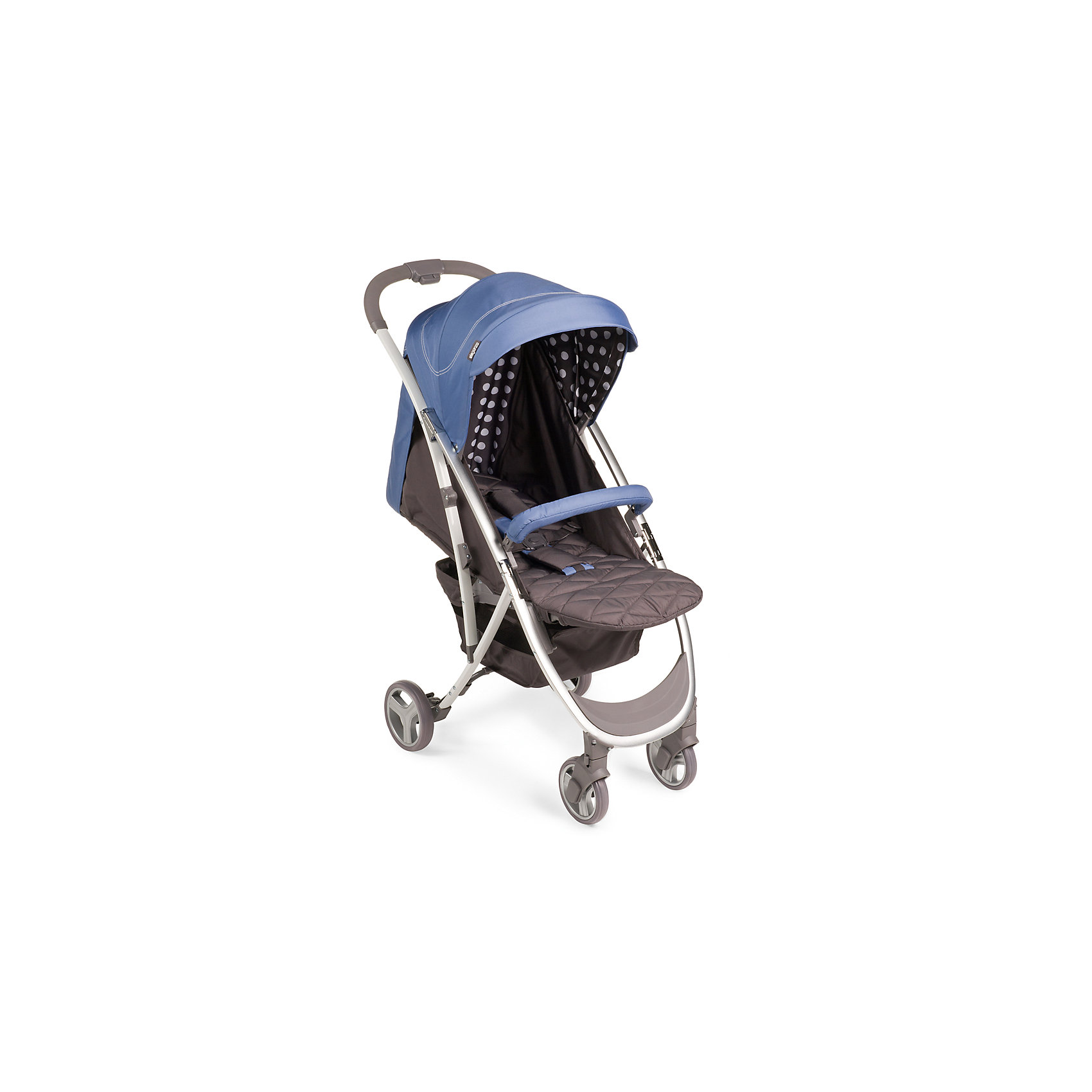 Прогулочная коляска Eleganza, Happy Baby, синийМодель ELEGANZA объединяет в себе стиль и отличные ходовые данные, которые по достоинству оценят как владельцы коляски, так и окружающие. Коляска легко складывается одной рукой, имеет амортизацию на передних и задних колесах и занимает мало места в сложенном виде. При весе всего 7,7 кг коляска ELEGANZA имеет съемный бампер, козырек с окошком, регулируемую спинку. Комплектуется дождевиком, чехлом на ножки, москитной сеткой и корзиной.   <br><br>Дополнительная информация:<br><br>Максимальный вес ребенка: 15 кг<br>Длина спинки: 45см<br>Ширина сиденья: 34 см<br>Глубина сиденья: 22 см<br>Длина спального места: 86 см<br>Кол-во положений спинки: 3<br>Углы наклона спинки: 100, 120, 170<br>Подножка регулируется: 2 положения<br>Ширина колесной базы: 50 см<br>Передние поворотные колеса (360°) с возможностью фиксации <br>Задние колеса оснащены тормозным механизмом<br>Амортизация передних и задних колес<br>Cскладывается одной рукой<br>Съемный бампер                                 <br>В сложенном виде занимает мало места                                                                                   <br>Капюшон со смотровым окошком  <br>Вместительная корзина для покупок<br>Тип складывания: книжка<br>Вес коляски: 7,7 кг<br>Пятиточечные ремни безопасности с мягкими накладками<br>Колеса: пластиковые с покрытием EVA (этиленвинилацетат)<br>Диаметр колес: передние — 15,2 см, задние — 17,8 см<br>Удобная тормозная педаль<br>В комплекте: дождевик, чехол на ножки, москитная сетка<br>Материал:<br>Рама: металл, пластик<br>Тканные материалы: 100 % полиэстер<br><br><br>Прогулочную коляску Eleganza, Happy Baby, синий можно купить в нашем магазине.<br><br>Ширина мм: 250<br>Глубина мм: 445<br>Высота мм: 700<br>Вес г: 8900<br>Цвет: синий<br>Возраст от месяцев: 7<br>Возраст до месяцев: 36<br>Пол: Унисекс<br>Возраст: Детский<br>SKU: 4580596