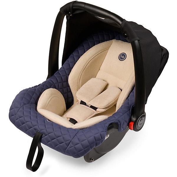 Автокресло Happy Baby Skyler, 0-13 кг, синийГруппа 0+  (до 13 кг)<br>Элегантный внешний облик и стильный дизайн делают многофункциональное автокресло-переноску SKYLER незаменимым помощником для мамы в первый год жизни малыша. Где бы Вы не находились, ваш малыш всегда будет рядом в комфорте и безопасности. Небольшой вес люльки (всего 3кг.) и удобная мягкая накладка на ручке для переноски делают перемещение с малышом легким и простым. Комфорт в дороге обеспечивает вкладыш для новорожденного, солнцезащитный козырек.Благодаря полукруглому основанию удобно укачивать малыша, в качестве же ограничителя качания можно использовать ручку переноски, опустив ее вниз до упора. Мягкий дышащий вкладыш стоек к истиранию, прекрасно держит форму при сминании. Тканевый чехол прост в уходе, при необходимости легко снимается для стирки. Автокресло SKYLER без дополнительных адаптеров крепится к основанию прогулочной коляски ULTRA, что позволяет перемещать малыша, не тревожа его чуткий сон. Автокресло SKYLER крепится в автомобиле с помощью трехточечных штатных ремней безопасности и устанавливается лицом против хода движения автомобиля.<br><br>Дополнительная информация:<br><br>группа 0+( от 0 до 13 кг)<br>Размеры в разложенном виде ДхШхВ: 64,5x43,7x55,5 см<br>Ширина посадочного места с вкладкой/без вкладки: 23/25 см<br>Длинна спального места с вкладкой/без вкладки: 73/76 см<br>Вес автокресла: 3 кг<br>Кол-во положений спинки: 1<br>3-х точечные ремни безопасности с мягкими накладками<br>Съемный солнцезащитный тент<br>Полукруглое дно позволяет использовать как качалку<br>Ручка для переноски может использоваться как ограничитель качания и фиксируется в пяти положениях (положения не ограничены, есть 5 рекомендованных)<br>Защита от боковых ударов<br>Фиксатор натяжения ремня<br>Съемный чехол<br>Мягкий вкладыш-матрасик с анатомической вкладкой<br>Ткань отлично держит форму, отличается особым блеском и мягкостью<br>Устанавливается против движения.<br>В комплекте:  трикотажный тент<br><br> Автокресл