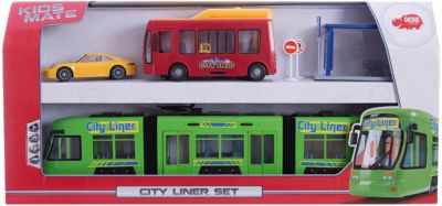 - Набор Городской транспорт , 46 см, Dickie