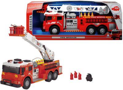 - Пожарная машина с водой, 62 см, Dickie