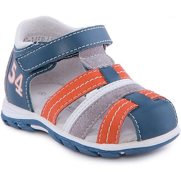 Сандалии для мальчика Indigo kidsСандалии<br>Сандалии для мальчика от известного бренда Indigo kids<br><br>Модные сандалии позволяют ножкам ребенка свободно дышать. Они легко надеваются и комфортно садятся по ноге. Оригинальный дизайн и качественное исполнение выделяют такую обувь из общего ряда новых моделей для этого сезона.<br><br>Особенности модели:<br><br>- цвет - синий;<br>- стильный дизайн;<br>- удобная колодка;<br>- декорированы контрастной прошивкой;<br>- кожаная подкладка;<br>- украшены принтом и яркими деталями;<br>- устойчивая подошва;<br>- застежки: липучки.<br><br>Дополнительная информация:<br><br>Состав:<br><br>верх – искусственная кожа;<br>подкладка -   натуральная кожа;<br>подошва - ТЭП.<br><br>Сандалии для мальчика Indigo kids (Индиго Кидс) можно купить в нашем магазине.<br><br>Ширина мм: 219<br>Глубина мм: 154<br>Высота мм: 121<br>Вес г: 343<br>Цвет: голубой<br>Возраст от месяцев: 9<br>Возраст до месяцев: 12<br>Пол: Мужской<br>Возраст: Детский<br>Размер: 20,23,21,22,24,25<br>SKU: 4582763
