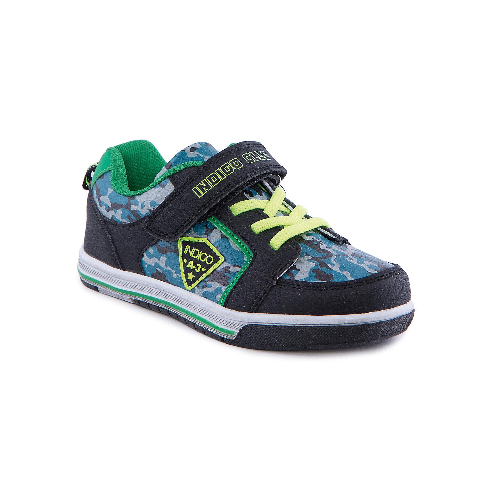 Indigo kids Кроссовки для мальчика Indigo kids indigo kids обувь официальный сайт