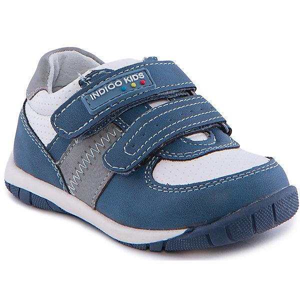 Полуботинки для мальчика Indigo kidsБотинки<br>Полуботинки для мальчика от известного бренда Indigo kids<br><br>Модные синие Полуботинки позволяют ножкам ребенка свободно дышать. Они легко надеваются и комфортно садятся по ноге. Оригинальный дизайн и качественное исполнение выделяют такую обувь из общего ряда новых моделей для этого сезона.<br><br>Особенности модели:<br><br>- цвет - голубой;<br>- стильный дизайн;<br>- удобная колодка;<br>- декорированы контрастной прошивкой;<br>- кожаная подкладка;<br>- украшены логотипом;<br>- устойчивая подошва;<br>- дышащий материал;<br>- застежки: липучки.<br><br>Дополнительная информация:<br><br>Температурный режим:<br>от +10° С до +20° С<br><br>Состав:<br><br>верх – искусственная кожа;<br>подкладка -   натуральная кожа;<br>подошва - ТЭП.<br><br>Полуботинки для мальчика Indigo kids (Индиго Кидс) можно купить в нашем магазине.<br><br>Ширина мм: 262<br>Глубина мм: 176<br>Высота мм: 97<br>Вес г: 427<br>Цвет: голубой<br>Возраст от месяцев: 12<br>Возраст до месяцев: 15<br>Пол: Мужской<br>Возраст: Детский<br>Размер: 20,22,21,25,24,23<br>SKU: 4582805