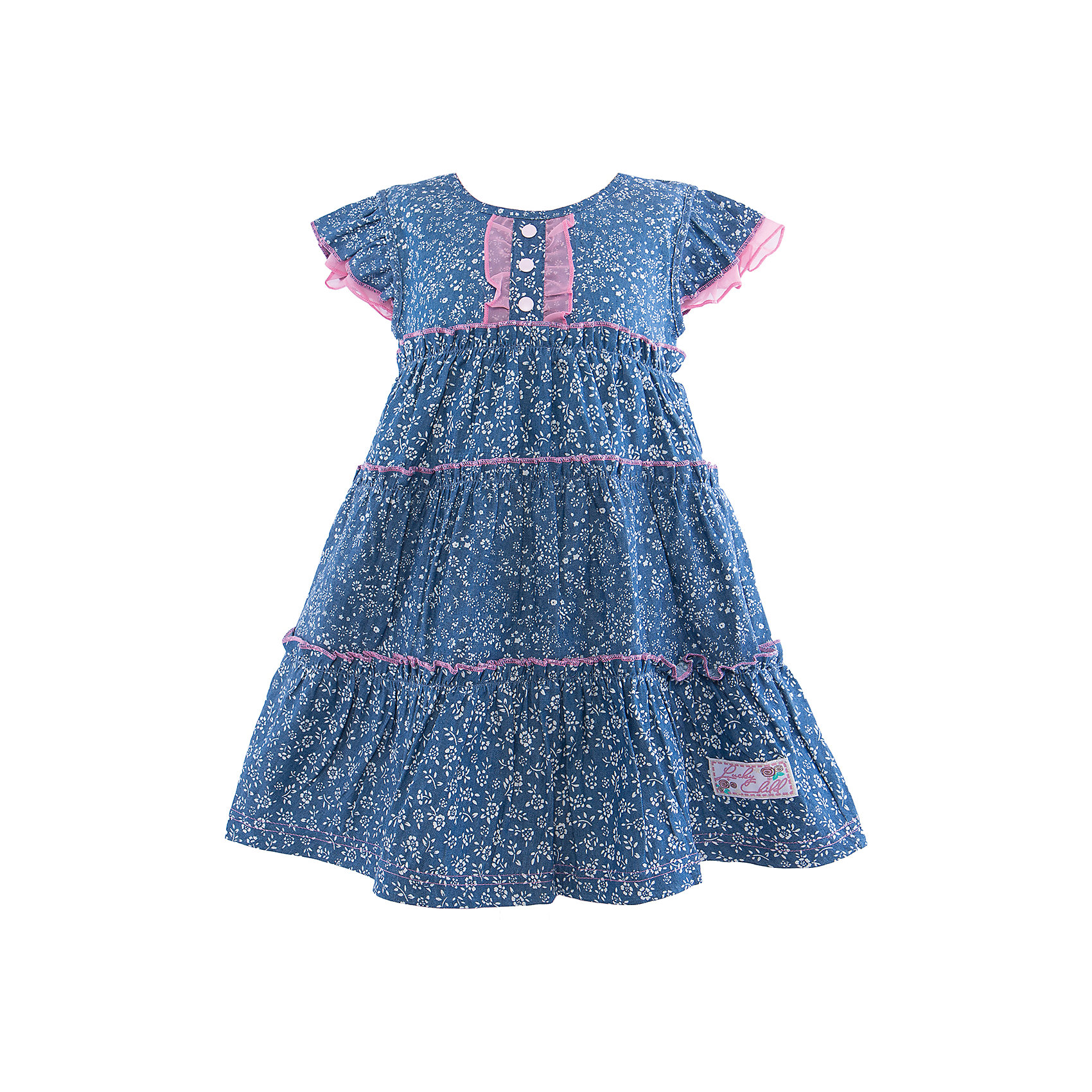 Lucky Child Платье для девочки Lucky Child roxy roxy ro165ewhps06