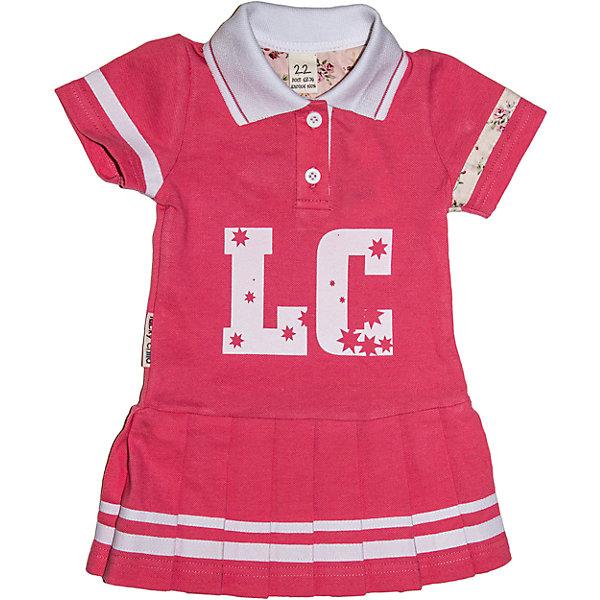 Платье для девочки Lucky ChildПлатья<br>100% хлопок<br><br>Ширина мм: 157<br>Глубина мм: 13<br>Высота мм: 119<br>Вес г: 200<br>Цвет: красный<br>Возраст от месяцев: 9<br>Возраст до месяцев: 12<br>Пол: Женский<br>Возраст: Детский<br>Размер: 74/80,86/92,68/74,92/98,98/104,110/116,116/122,122/128,128/134,104/110,80/86<br>SKU: 4585173