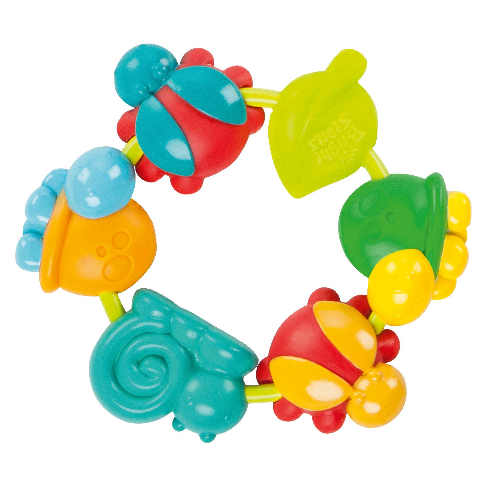 Прорезыватель для зубок Веселый хоровод, Bright StartsИгрушки для малышей<br>Прорезыватель для зубок Веселый хоровод, Bright Starts (Брайт Старс).<br><br>Характеристика:<br><br>• Материал: пластик. <br>• Размер упаковки: 20 х 15,5 х 3 см.<br>• Эффективно успокоит нежные десны малыша. <br>• Яркий привлекательный дизайн. <br>• Разноцветные игрушки разной формы помогут развить моторику рук и цветовосприятие. <br><br>Яркий прорезыватель успокоит нежные десны крохи, а разноцветные игрушки помогут развить мелкую моторику, цветовосприятие, тактильные ощущения. Прорезыватель идеально подходит для маленьких детских ручек и пальчиков, изготовлен из высококачественных нетоксичных материалов безопасных для детей.   <br><br>Прорезыватель для зубок Веселый хоровод, Bright Starts (Брайт Старс), можно купить в нашем интернет-магазине.<br><br>Ширина мм: 200<br>Глубина мм: 131<br>Высота мм: 22<br>Вес г: 81<br>Возраст от месяцев: 3<br>Возраст до месяцев: 24<br>Пол: Унисекс<br>Возраст: Детский<br>SKU: 4585926