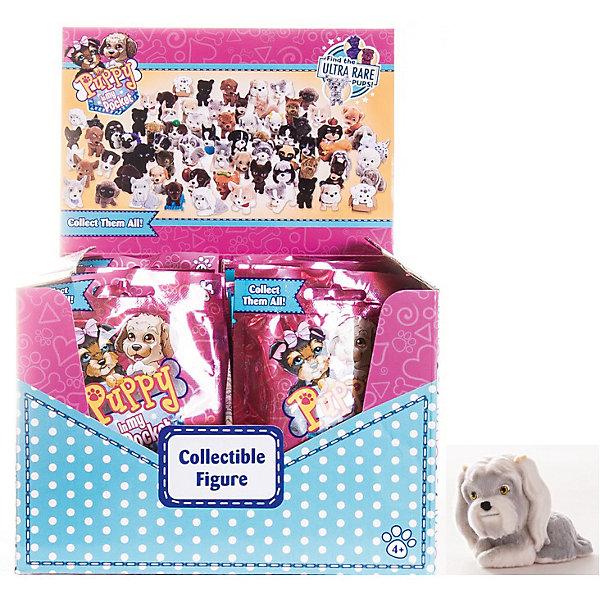 Фигурка флокированная, Puppy in my pocket, в закрытой упаковкеКоллекционные и игровые фигурки<br>Симпатичные маленькие собачки ждут своих хозяев! Каждый щеночек упакован в индивидуальный непрозрачный пакетик, что обеспечивает эффект неожиданности. <br>Puppy In My Pocket (Щенок в моём кармане) – это новый бренд игрушек, созданных по одноименному мультфильму, объединяющий более 100 различных персонажей! Симпатичные маленькие пластиковые собачки имеют специальное текстильное напыление (флокирование), делающее их очень приятными на ощупь. <br><br>Дополнительная информация:<br><br>- Материал: пластик, флок.<br>- Размер упаковки: 14х2,5х10 см. <br>- Фигурка в ассортименте (продаются отдельно).<br>ВНИМАНИЕ! Данный артикул представлен в разных вариантах исполнения. К сожалению, заранее выбрать определенный вариант невозможно. При заказе нескольких фигурок возможно получение одинаковых.<br><br>Фигурку флокированную, Puppy in my pocket, в ассортименте, можно купить в нашем магазине.<br>Ширина мм: 25; Глубина мм: 140; Высота мм: 100; Вес г: 33; Возраст от месяцев: 36; Возраст до месяцев: 120; Пол: Унисекс; Возраст: Детский; SKU: 4587472;